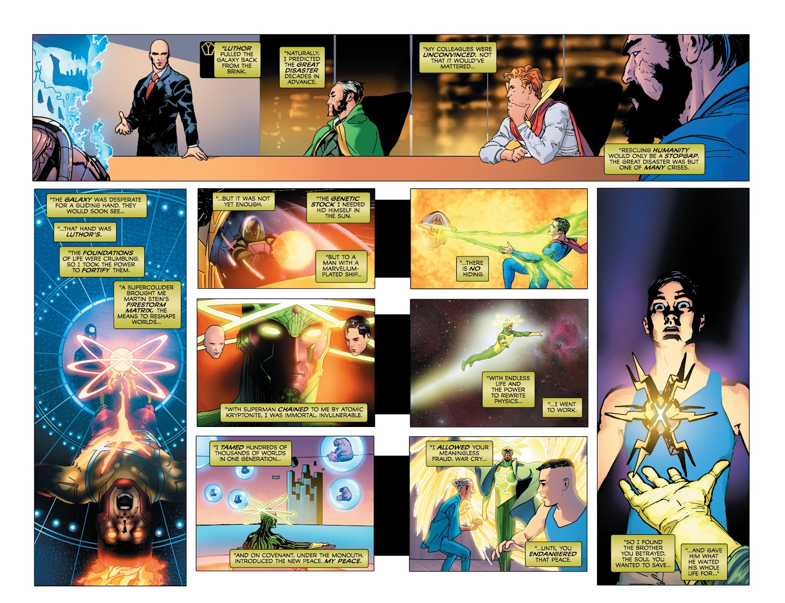 Read online Electric Warriors comic -  Issue #6 - 4