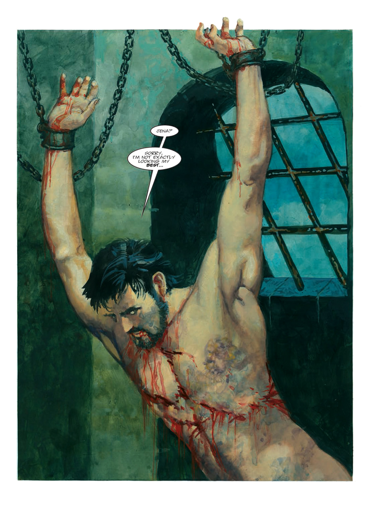 Read online Nikolai Dante comic -  Issue # TPB 9 - 77