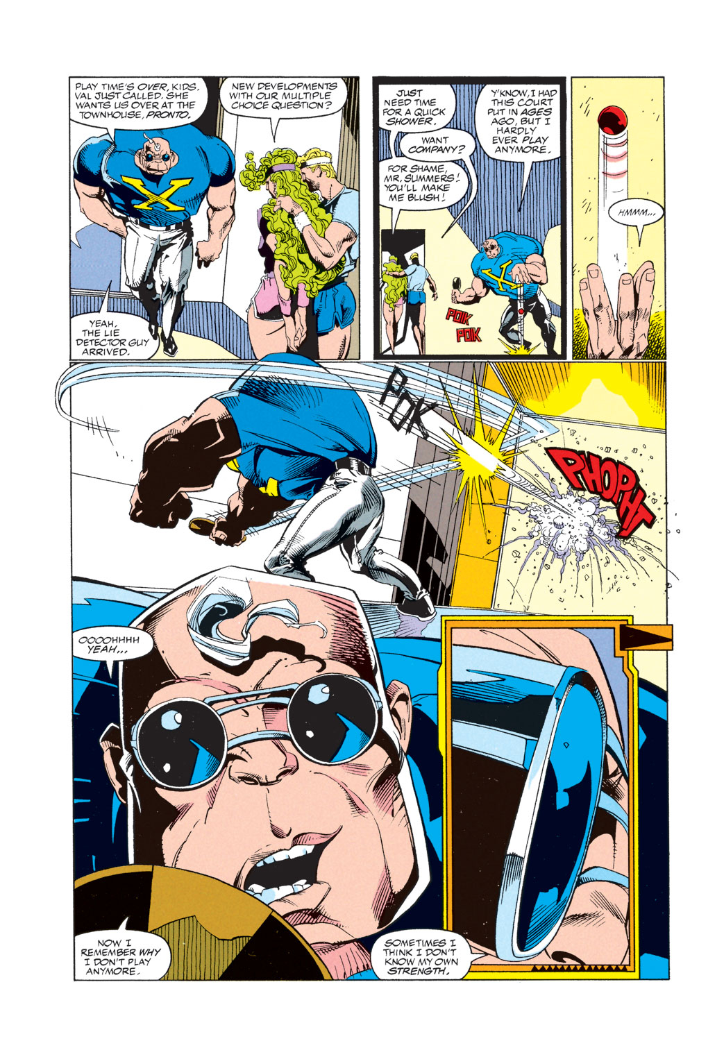 Read online X-Factor (1986) comic -  Issue #74 - 7
