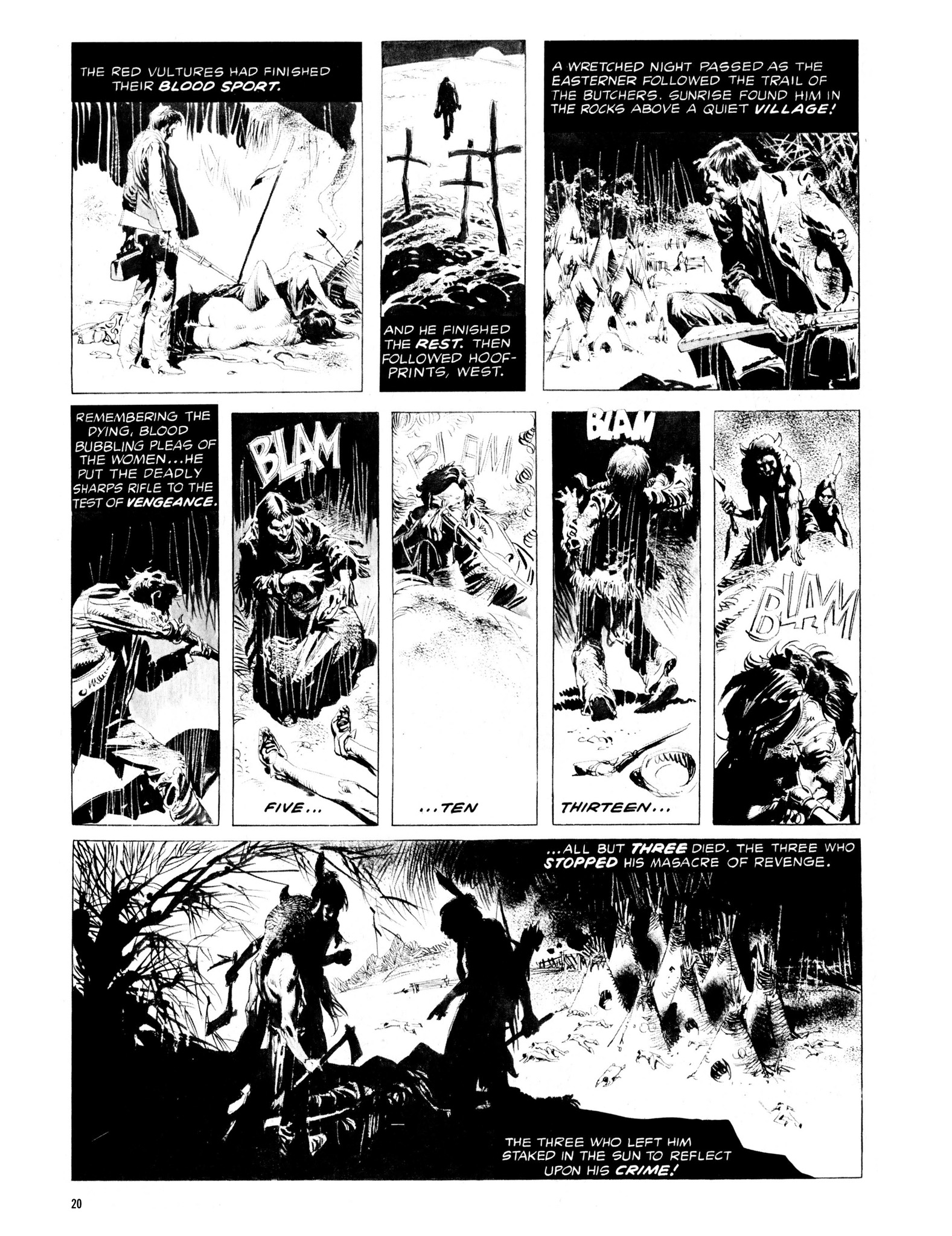 Read online Eerie Archives comic -  Issue # TPB 13 - 21
