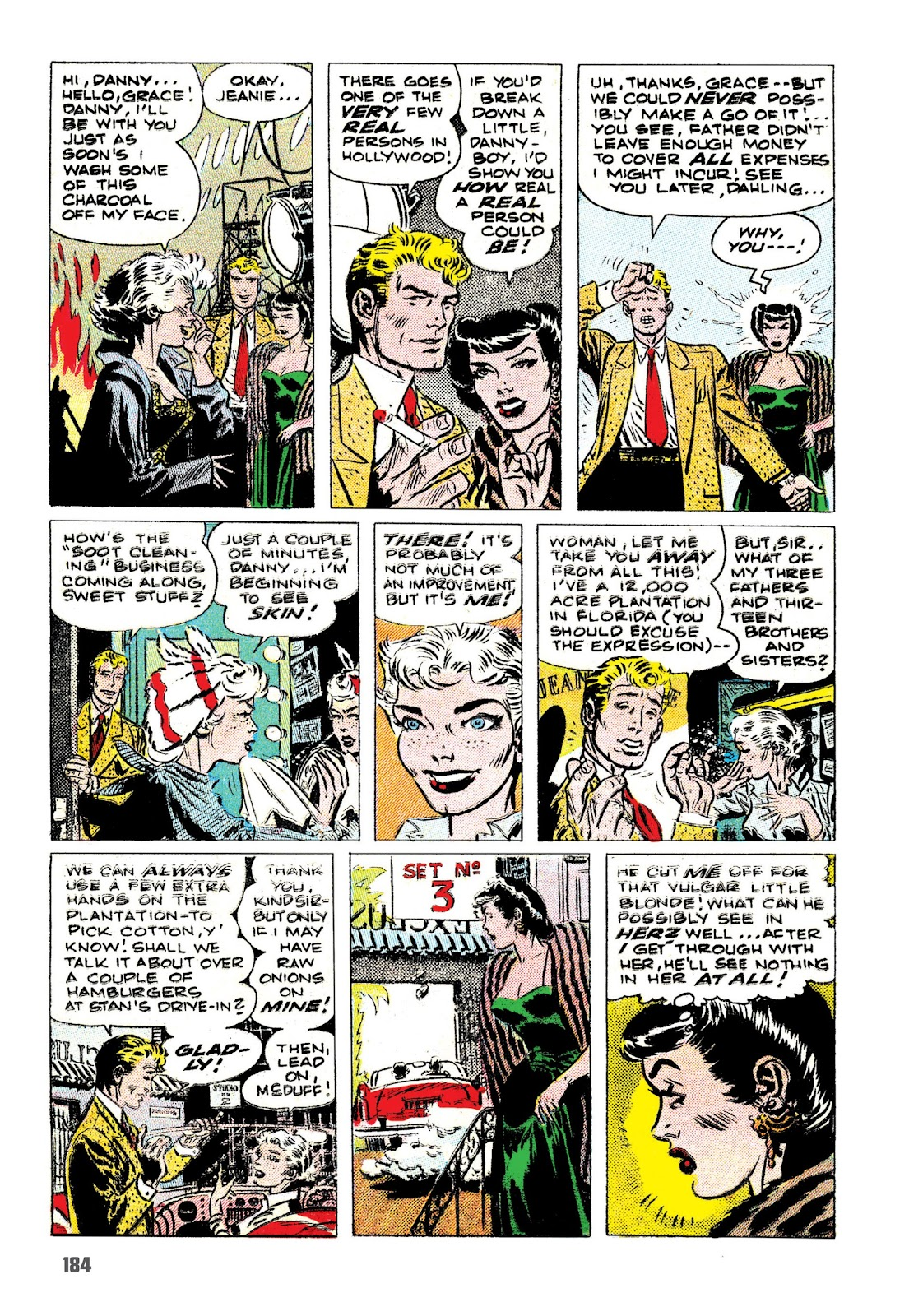 Read online The Joe Kubert Archives comic -  Issue # TPB (Part 2) - 95
