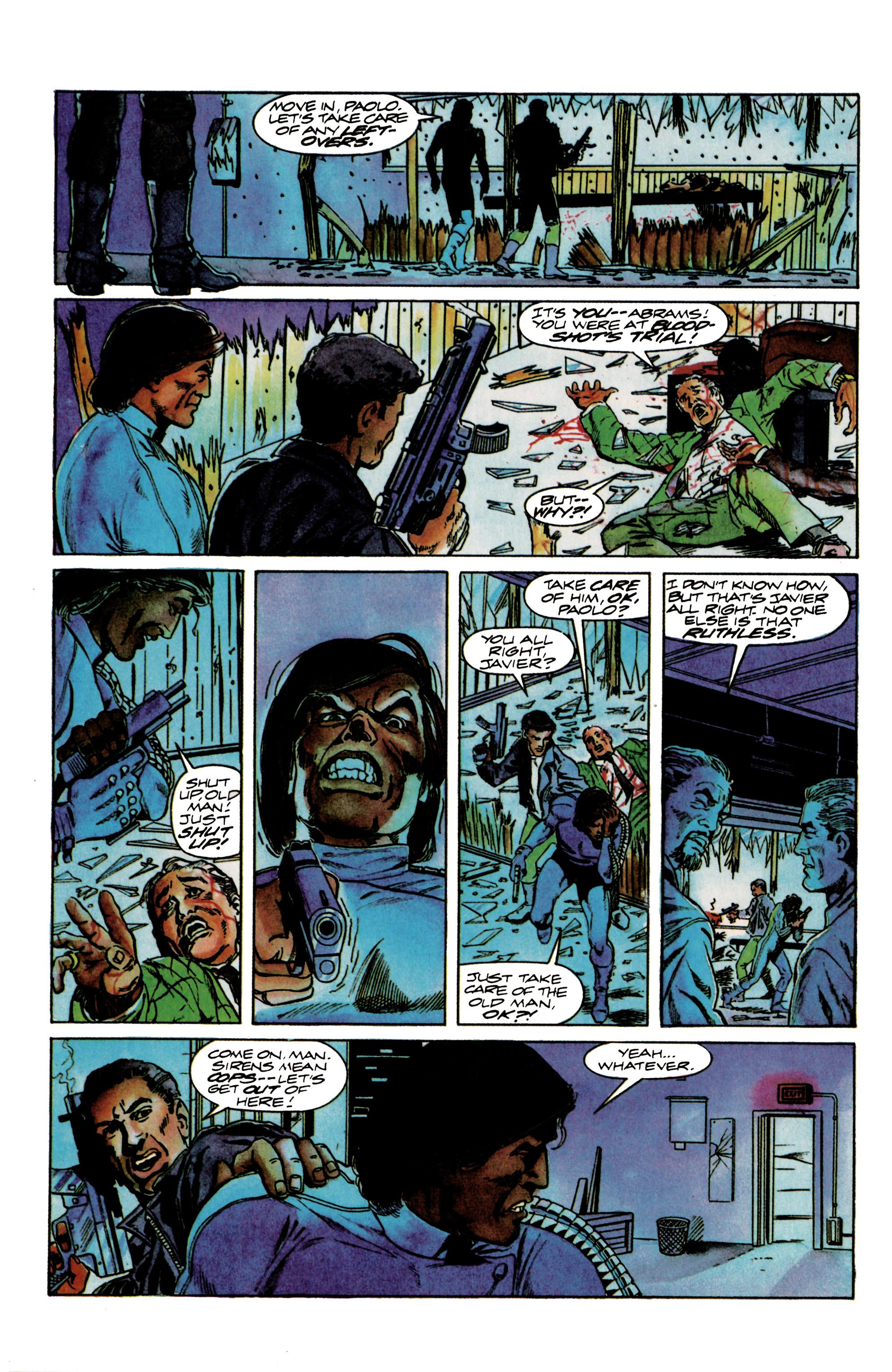 Read online Eternal Warrior (1992) comic -  Issue #13 - 17