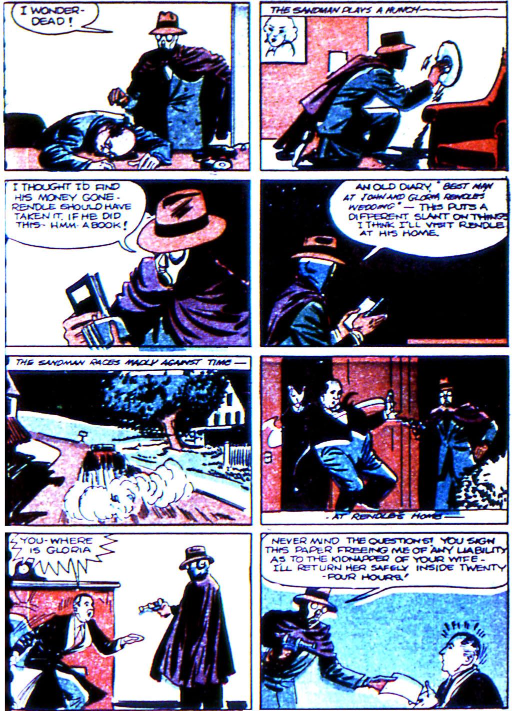 Read online Adventure Comics (1938) comic -  Issue #45 - 7