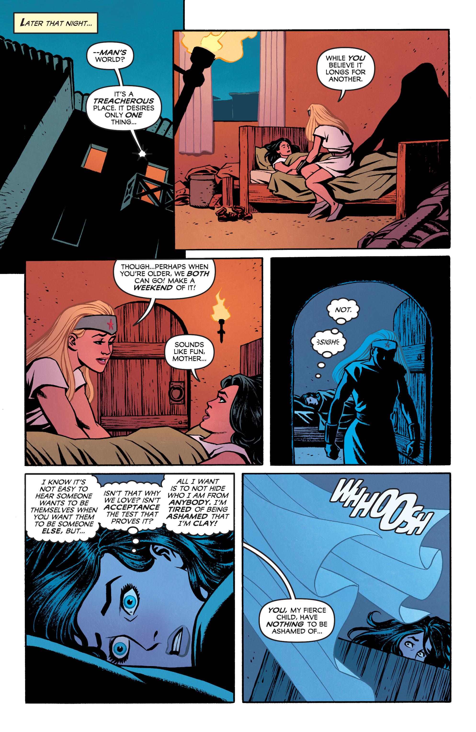 Read online Secret Origins (2014) comic -  Issue #6 - 8
