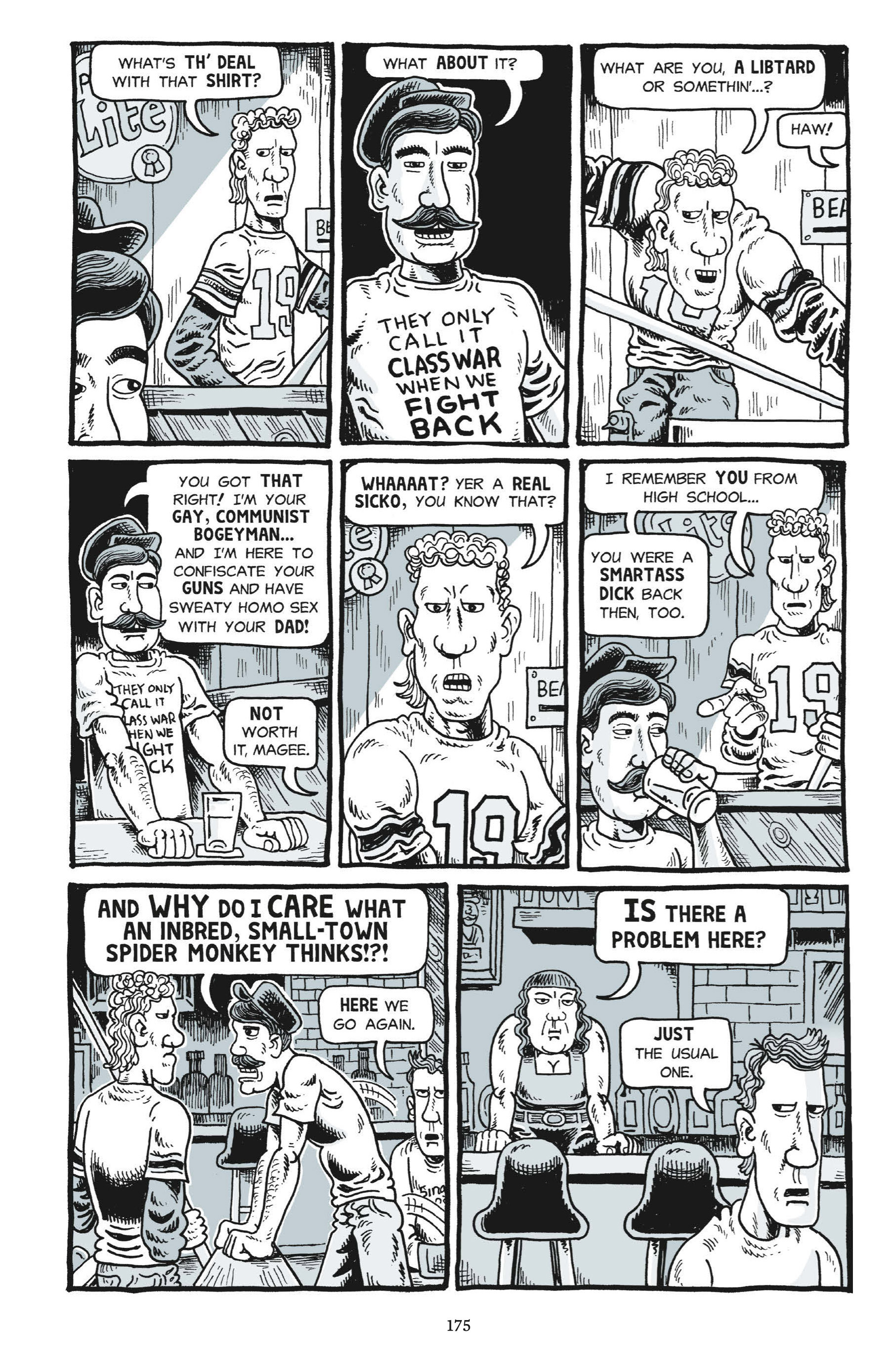 Read online Trashed comic -  Issue # Full - 169