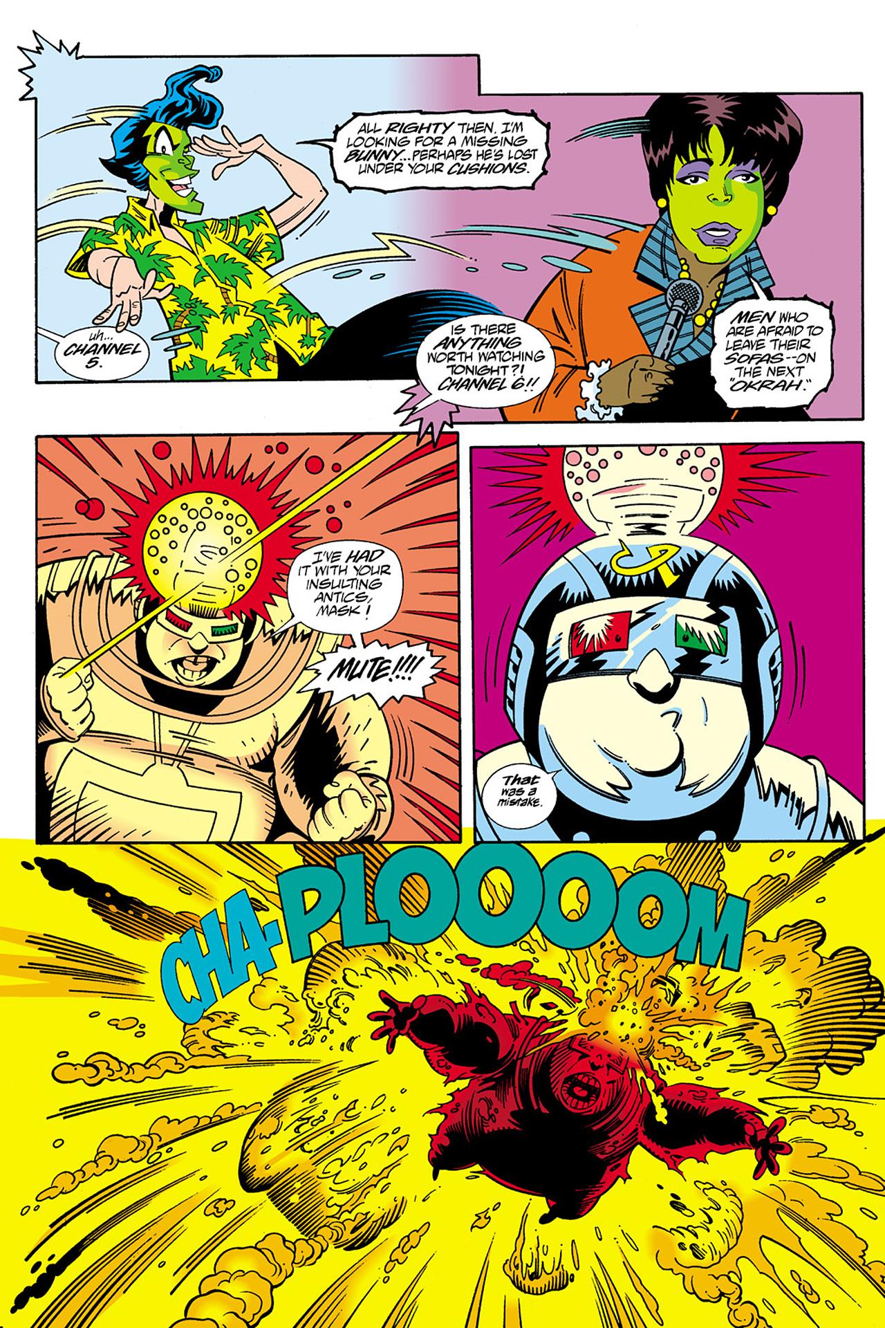 Read online Adventures Of The Mask Omnibus comic -  Issue #Adventures Of The Mask Omnibus Full - 228
