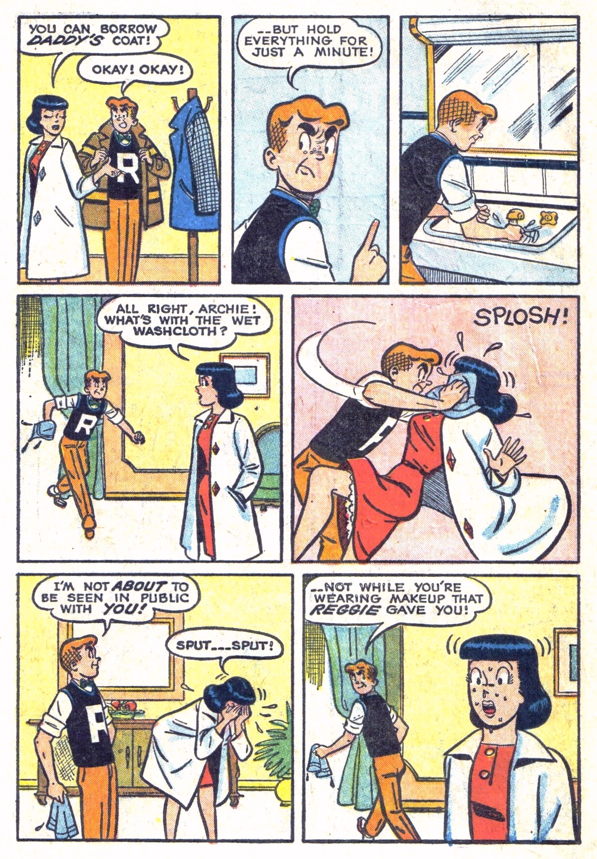 Read online Archie (1960) comic -  Issue #134 - 30