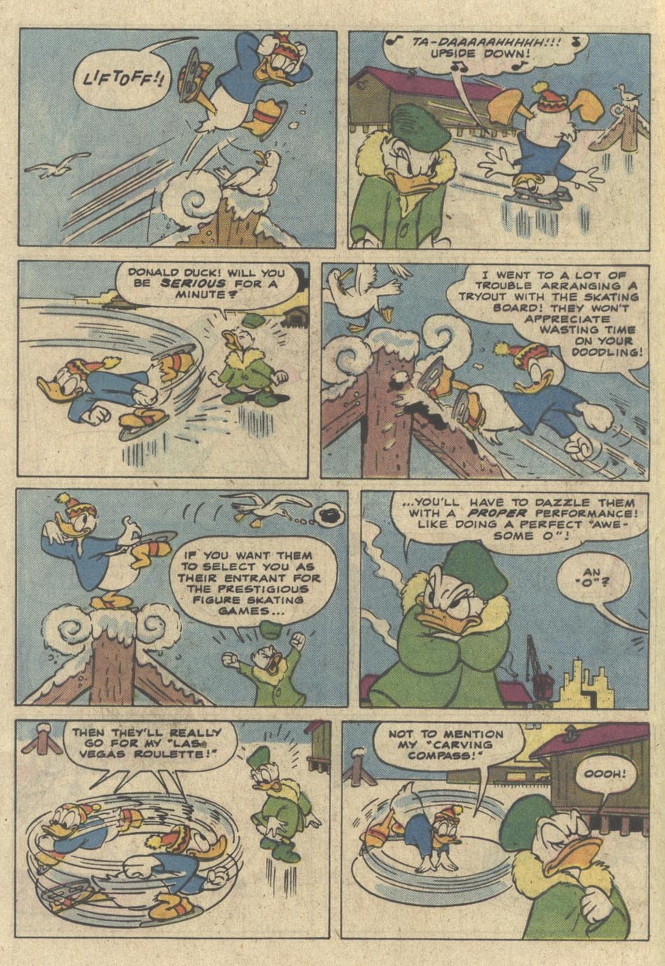 Walt Disney's Comics and Stories issue 529 - Page 4
