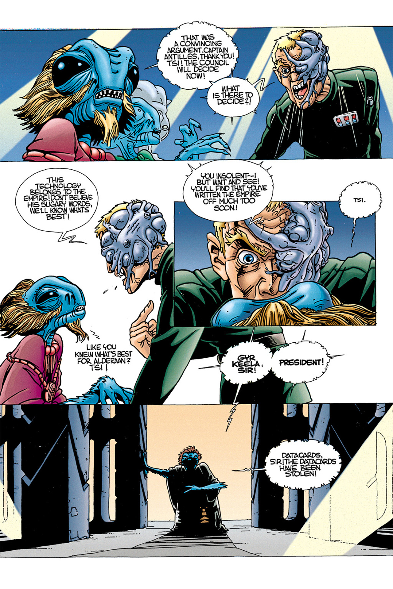 Read online Star Wars Omnibus comic -  Issue # Vol. 1 - 218