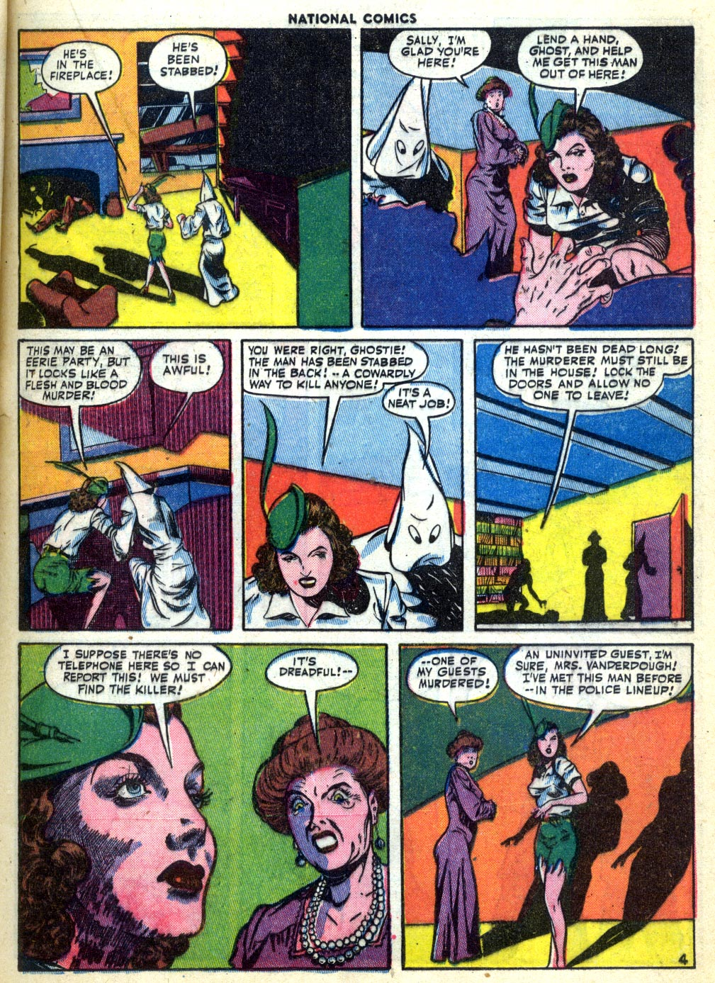 National Comics (1940) issue 47 - Page 25