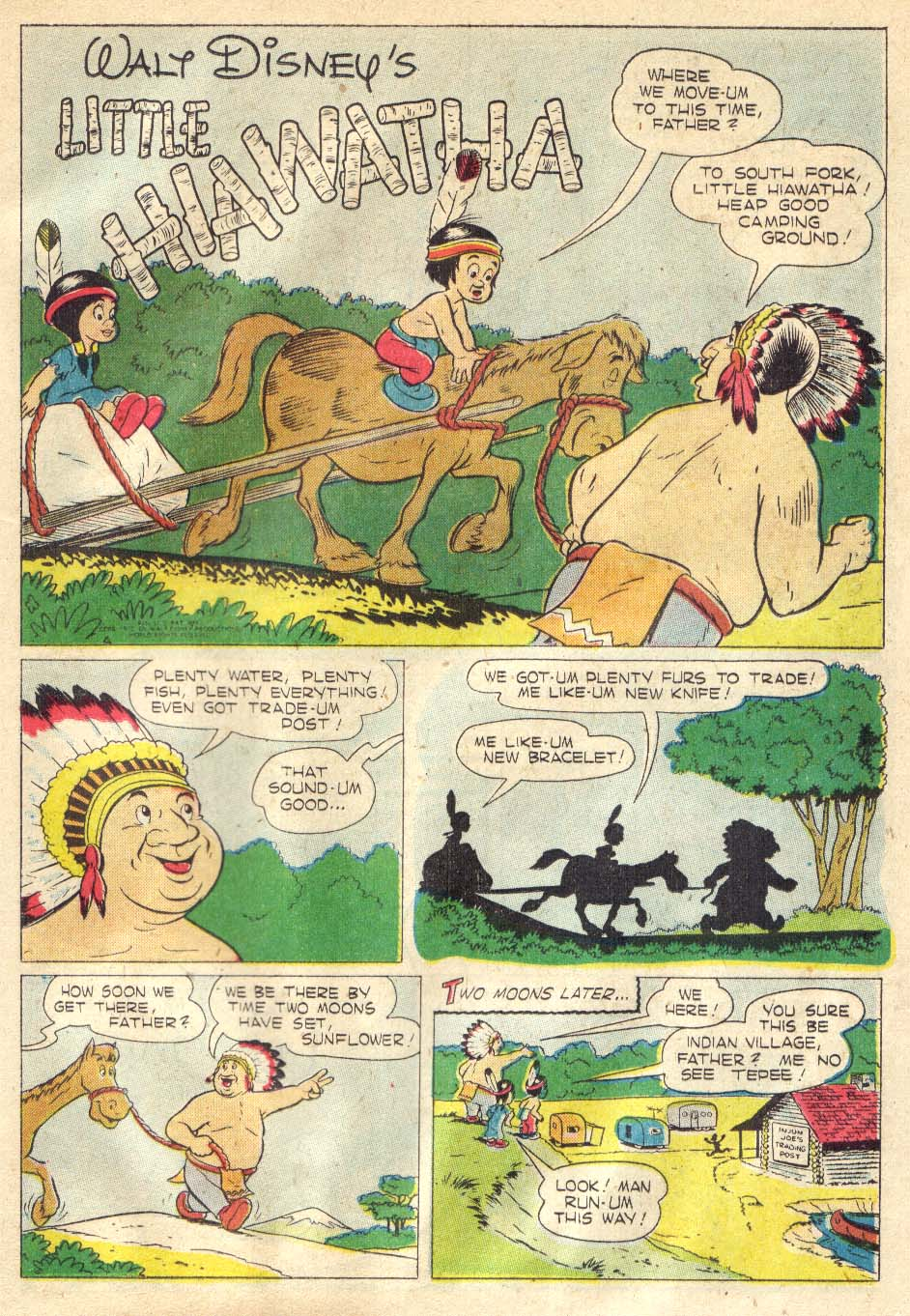 Walt Disney's Comics and Stories issue 146 - Page 27