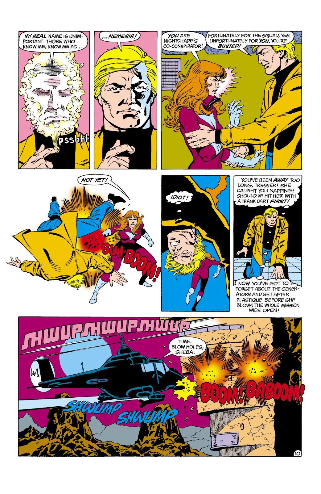 Suicide Squad (1987) Issue #2 #3 - English 11
