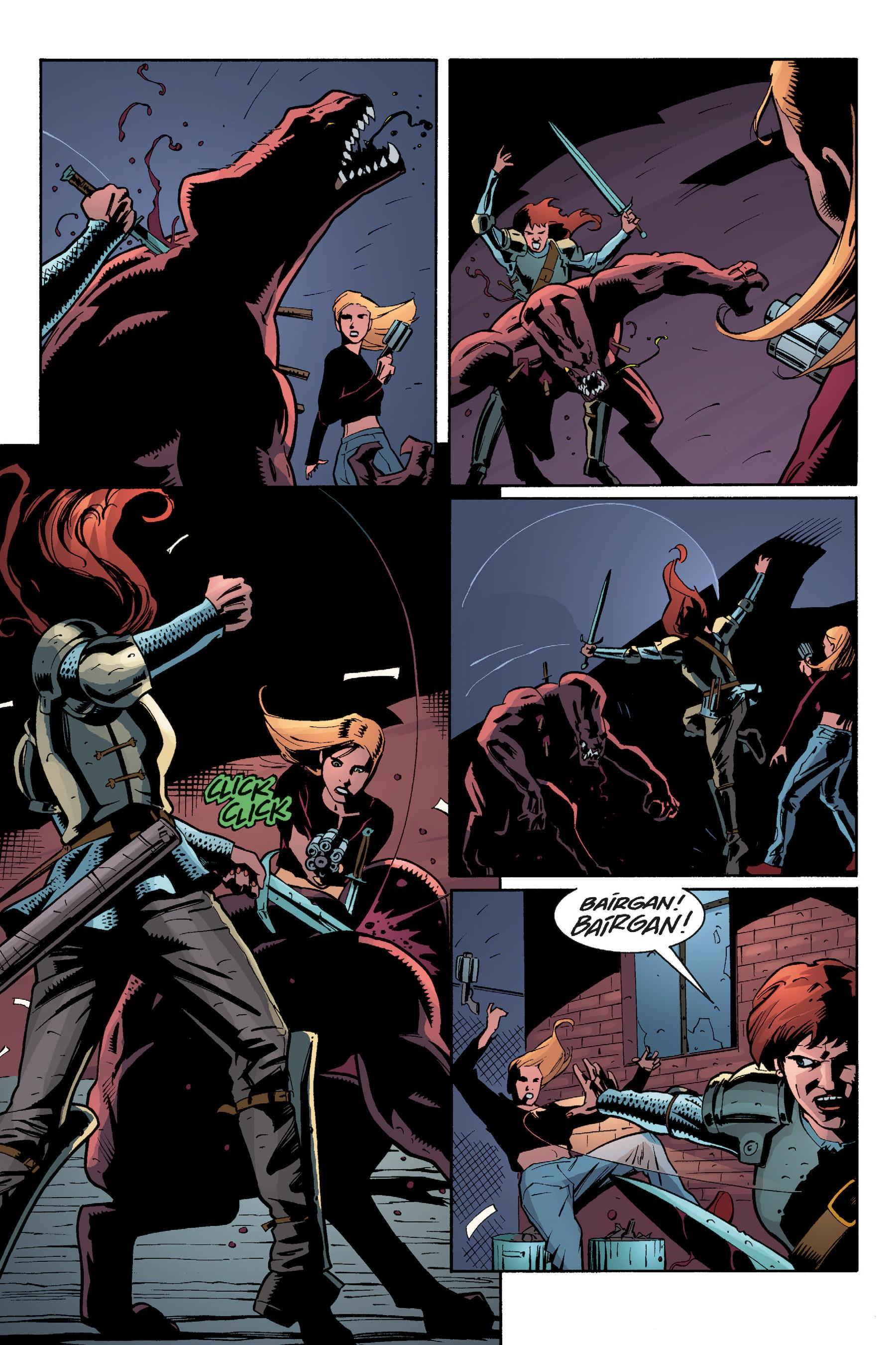 Read online Buffy the Vampire Slayer: Omnibus comic -  Issue # TPB 5 - 254