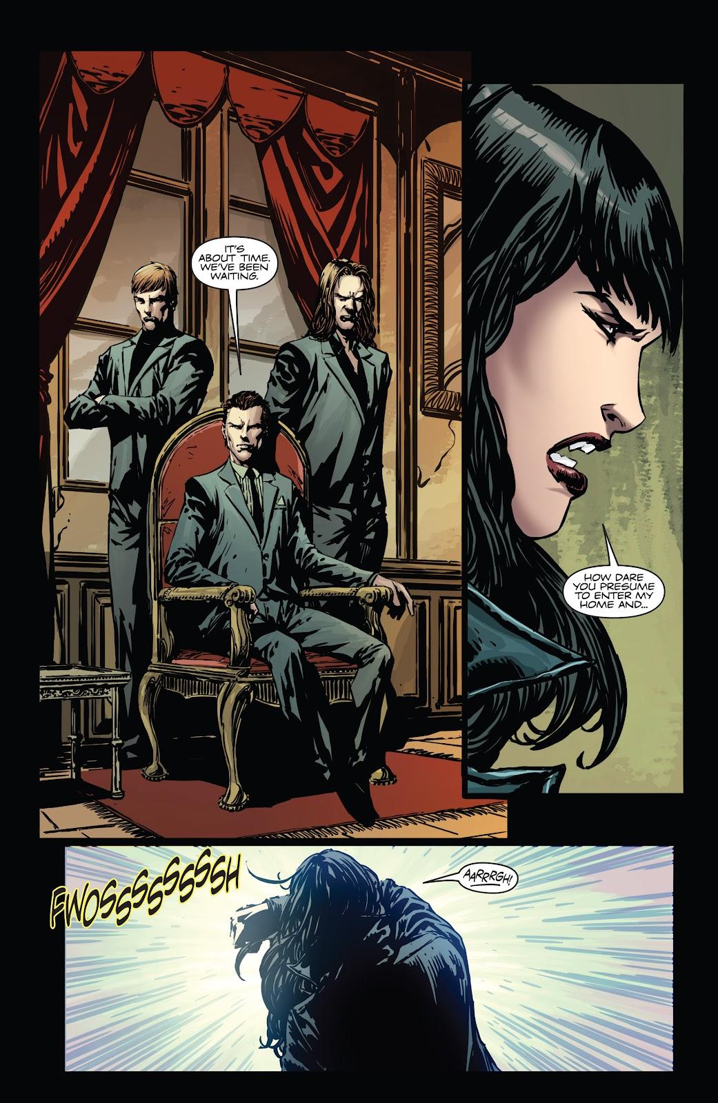 Read online Vampirella Strikes comic -  Issue #1 - 24