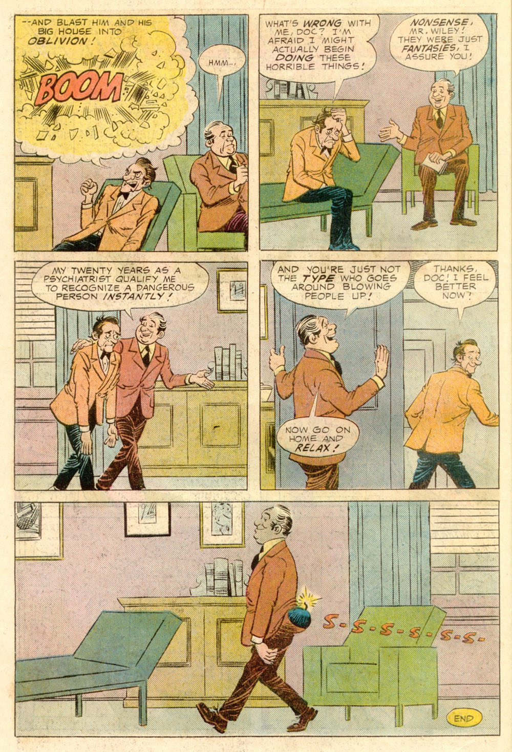 Read online Plop! comic -  Issue #21 - 34