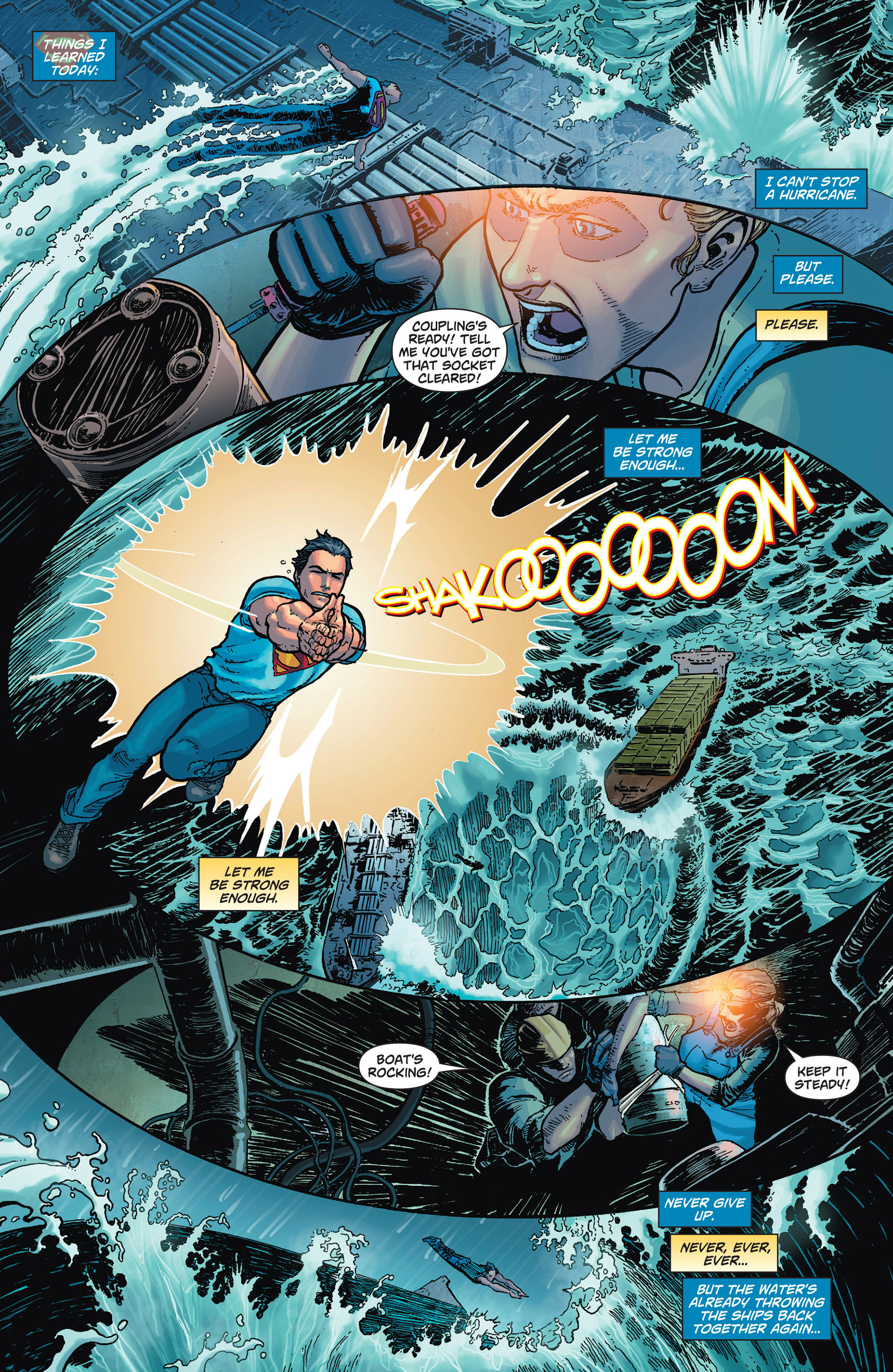 Read online Action Comics (2011) comic -  Issue #25 - 18