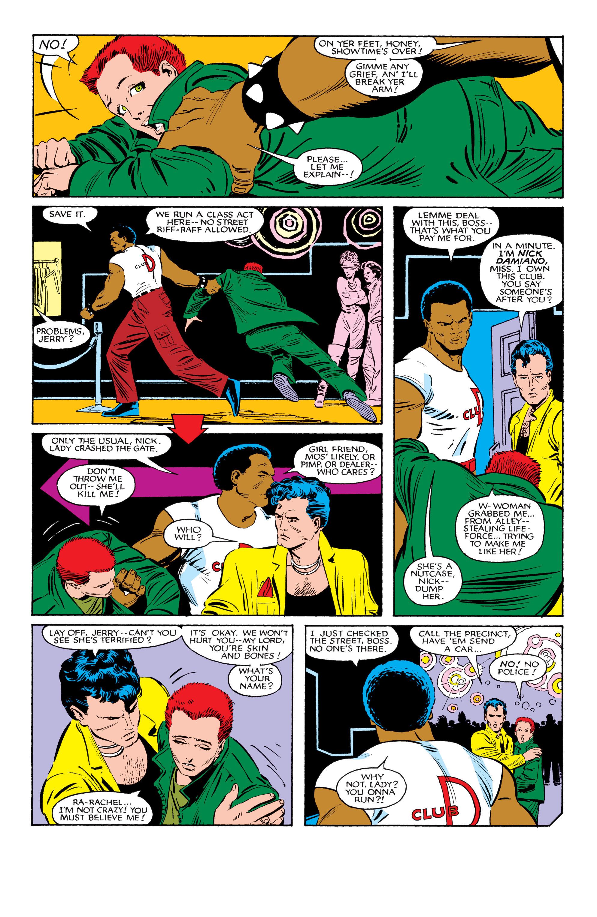 Read online Uncanny X-Men (1963) comic -  Issue #184 - 12