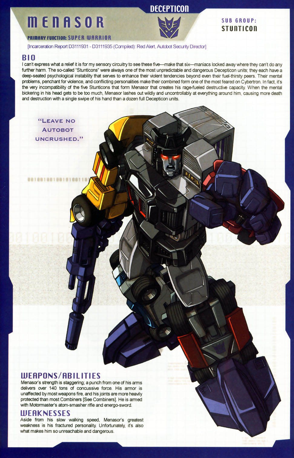 Read online Transformers: More than Meets the Eye comic -  Issue #6 - 56