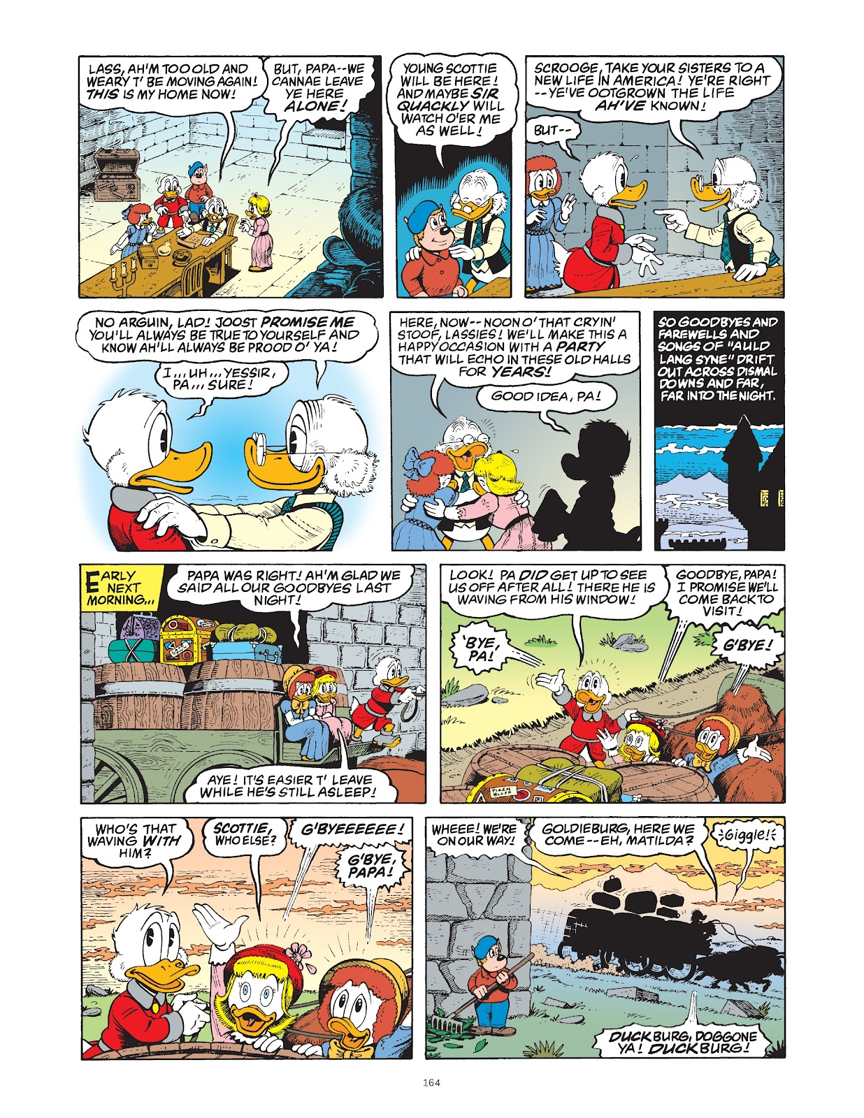 Read online The Complete Life and Times of Scrooge McDuck comic -  Issue # TPB 1 (Part 2) - 61