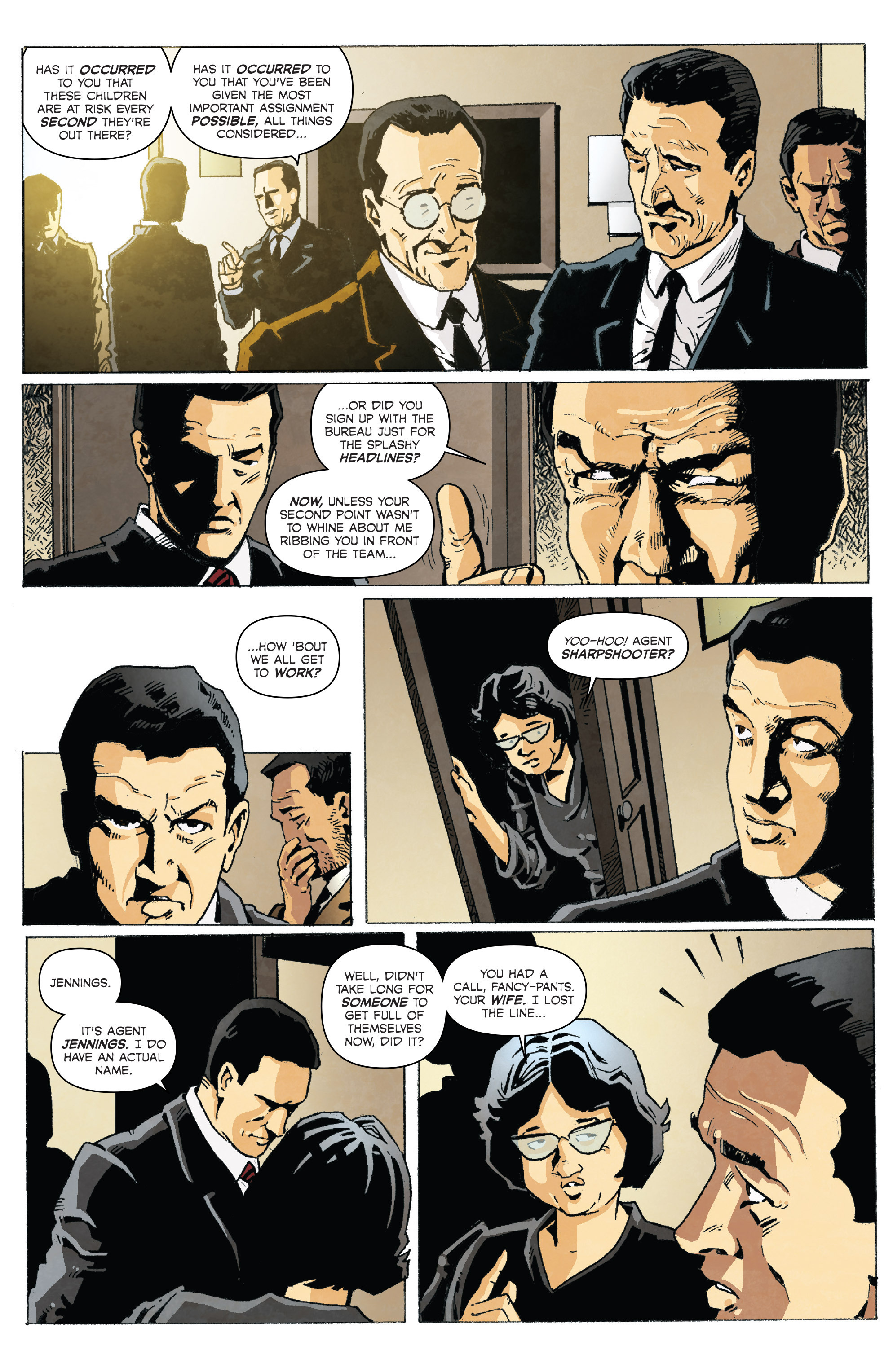 Read online Seduction of the Innocent (2015) comic -  Issue #2 - 9