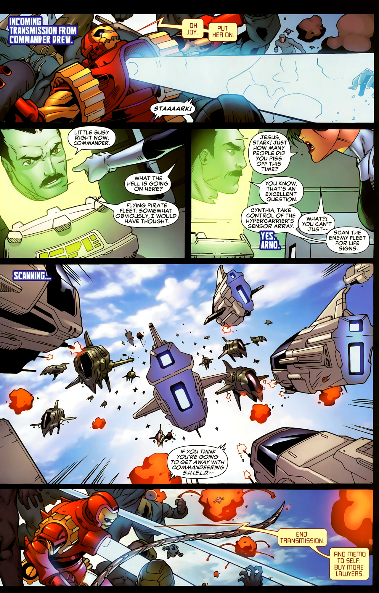 Read online Astonishing Tales (2009) comic -  Issue #5 - 13