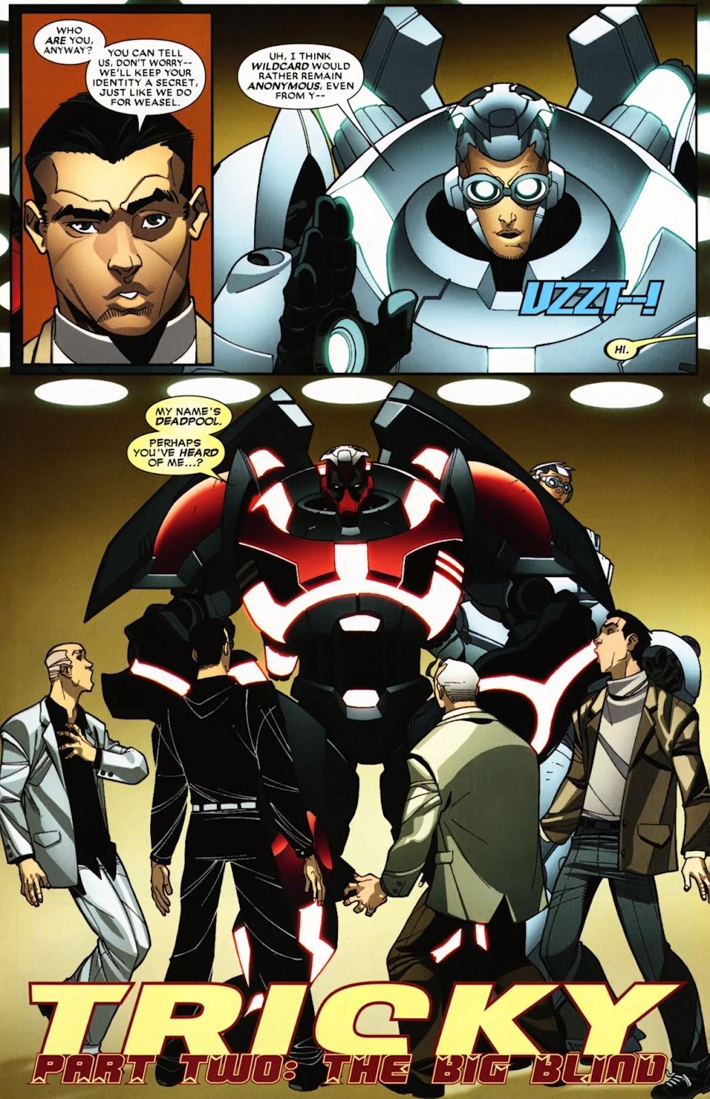 Read online Deadpool (2008) comic -  Issue #24 - 5
