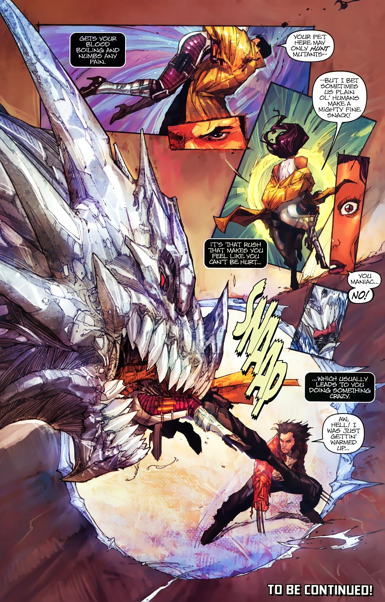 Read online Astonishing Tales (2009) comic -  Issue #2 - 10