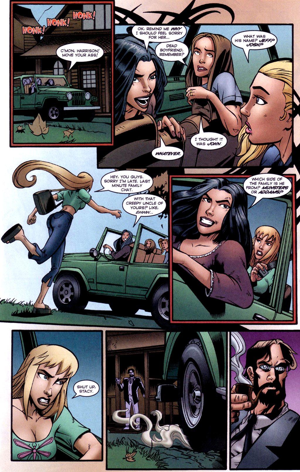 Read online Jezebelle comic -  Issue #2 - 10