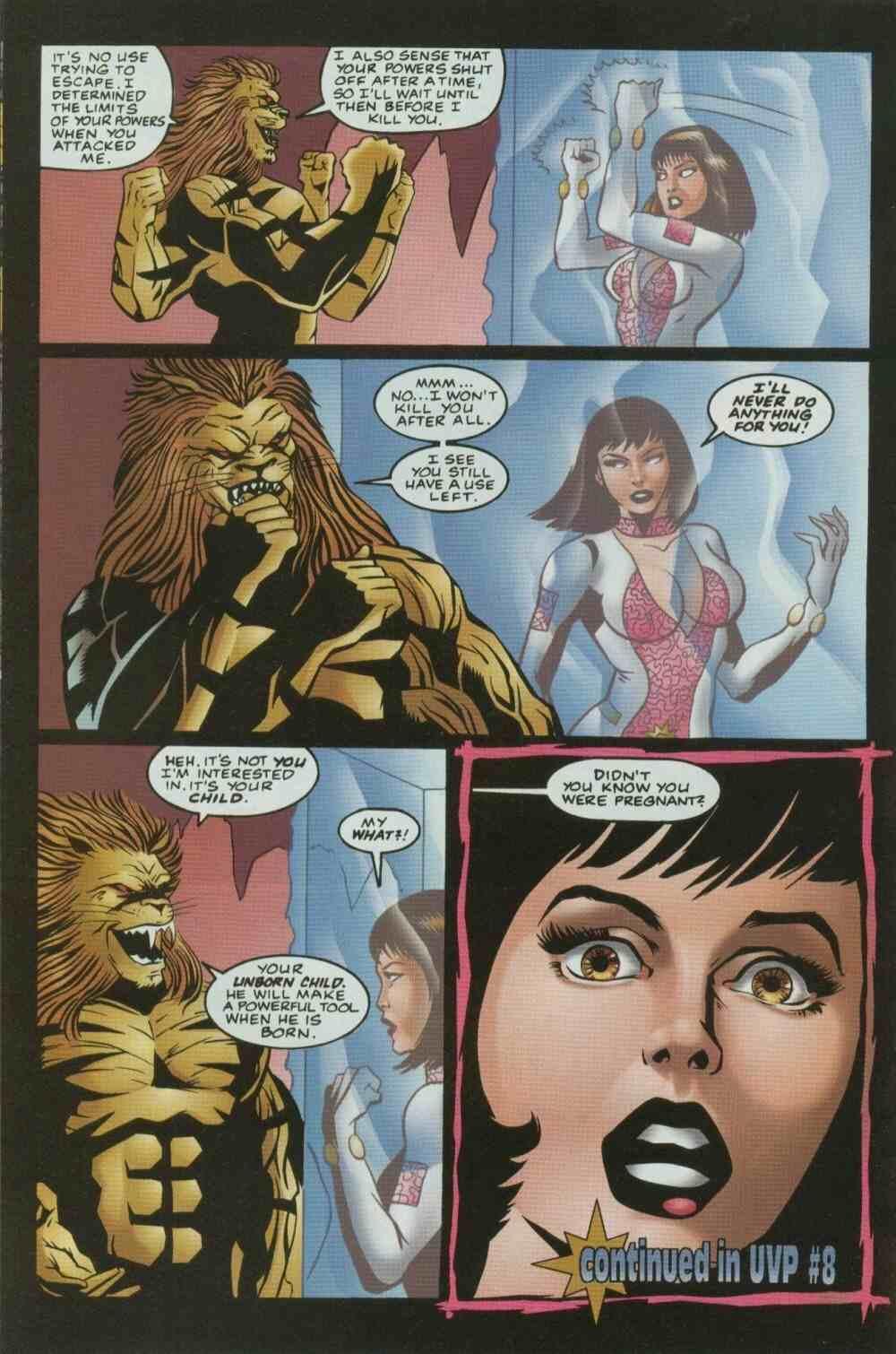 Read online Ultraverse Premiere comic -  Issue #7 - 24