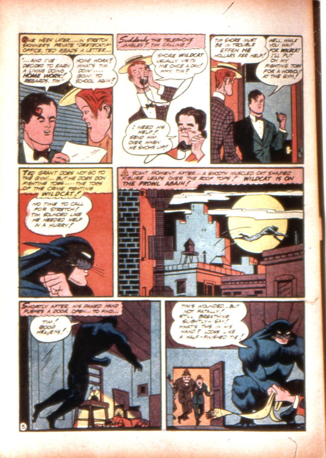 Read online Sensation (Mystery) Comics comic -  Issue #17 - 58