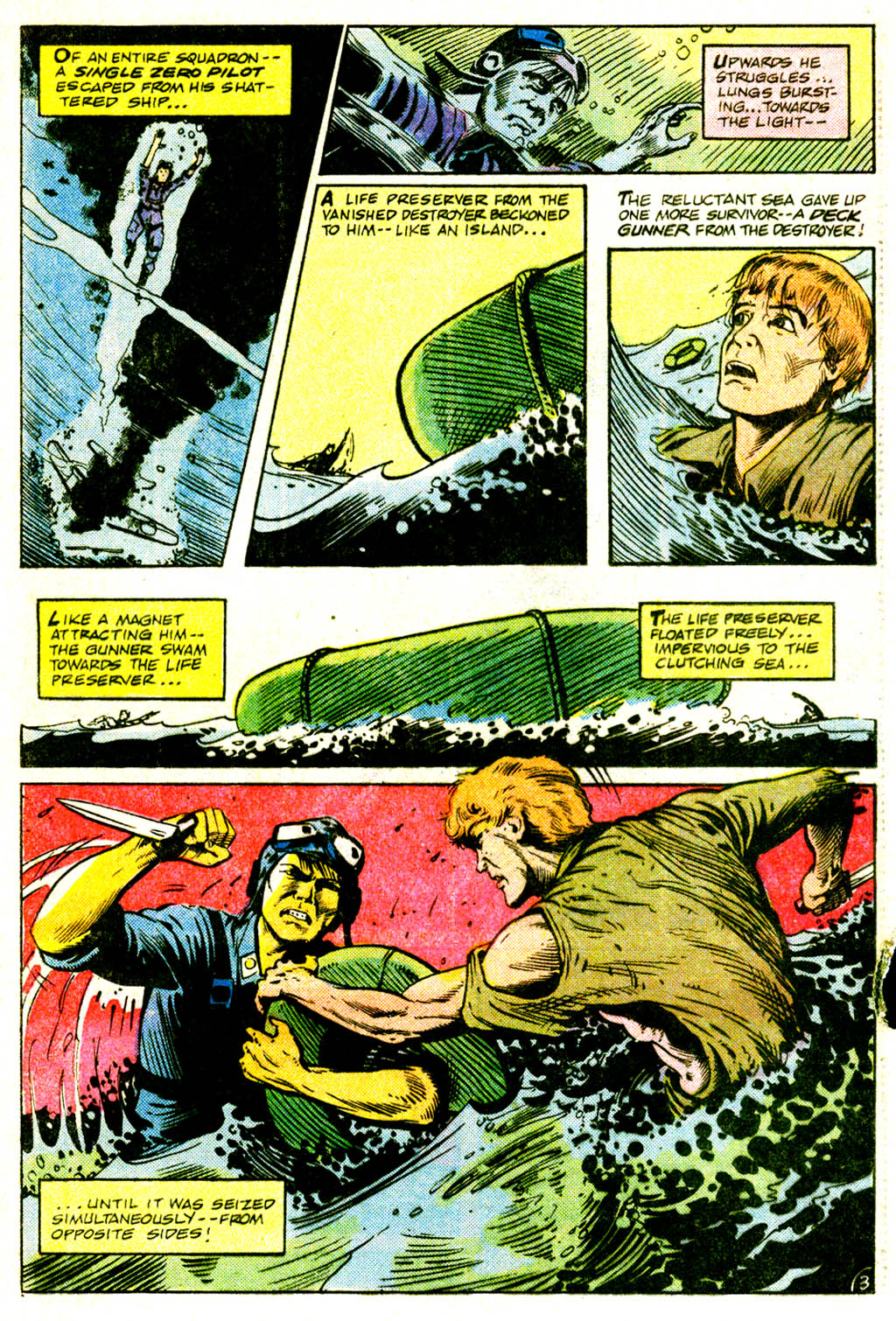 Read online Sgt. Rock comic -  Issue #362 - 20