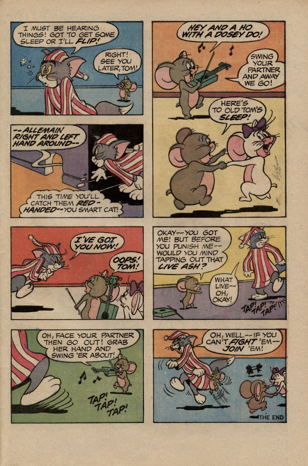 Tom and Jerry issue 271 - Page 33