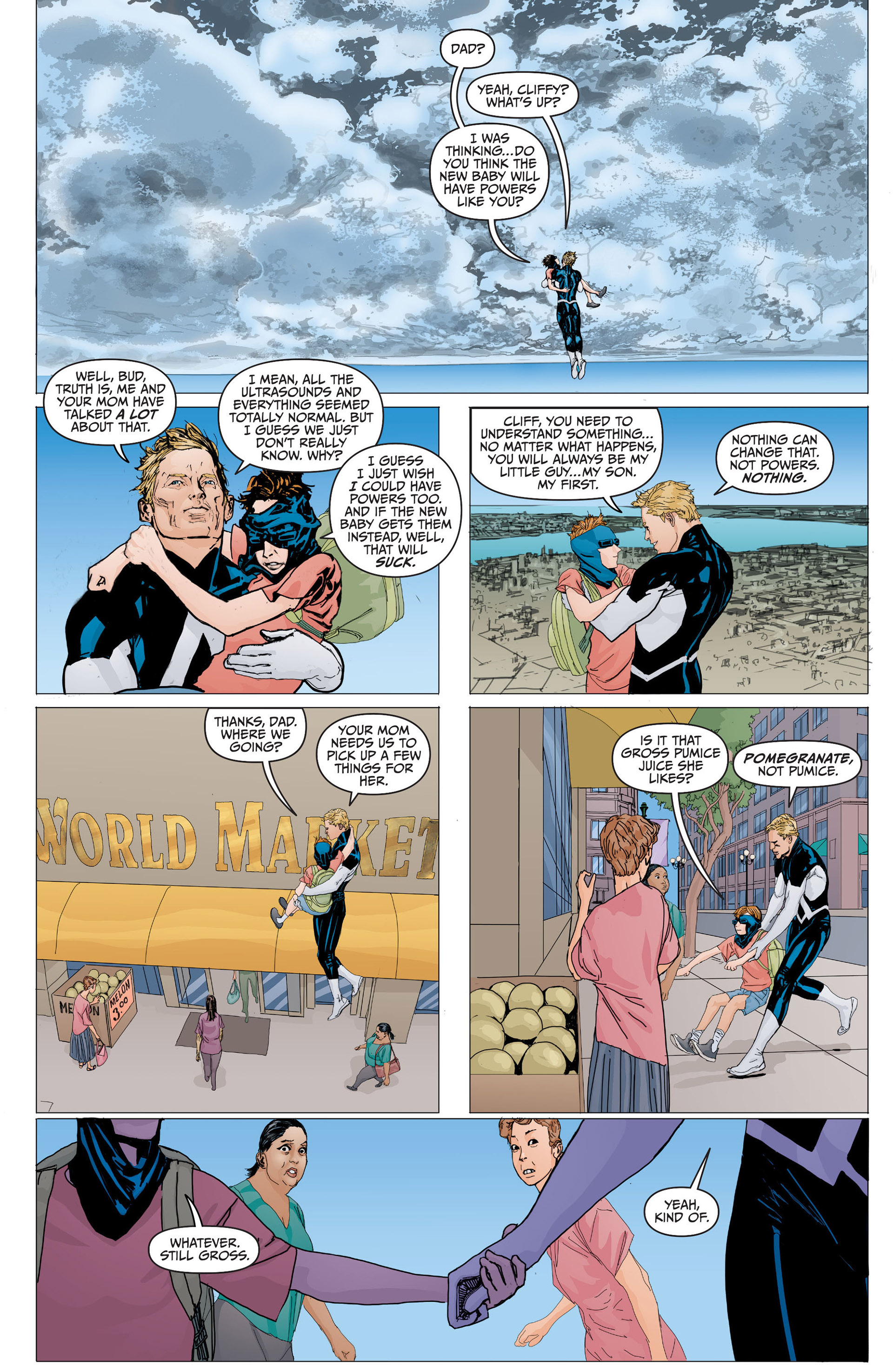 Read online Animal Man (2011) comic -  Issue #Animal Man (2011) _Annual 2 - 10