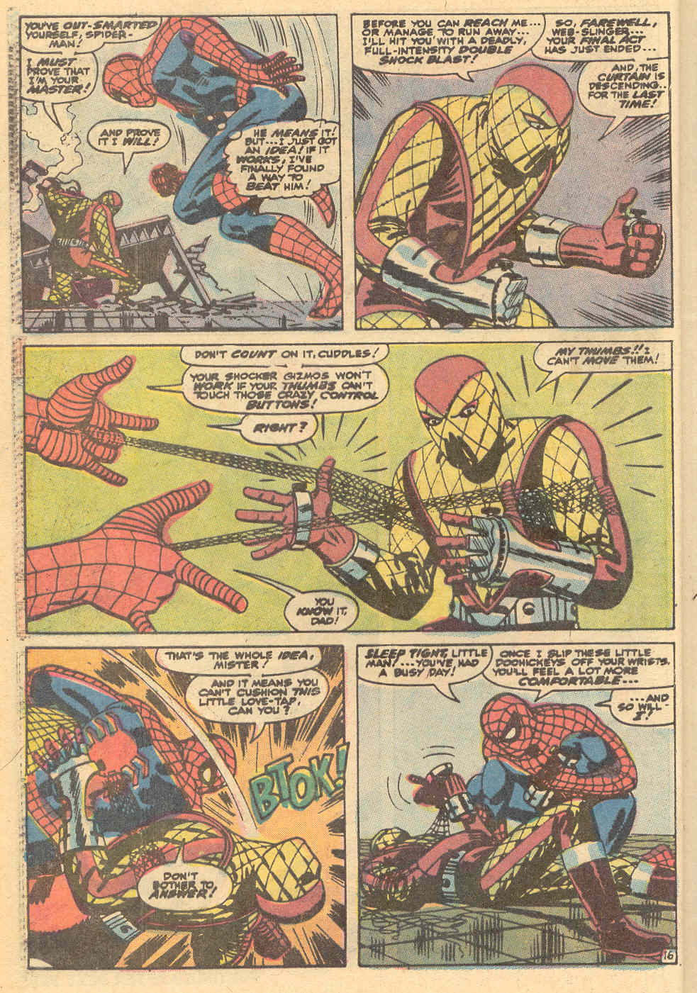 The Amazing Spider-Man (1963) _Annual_8 Page 16