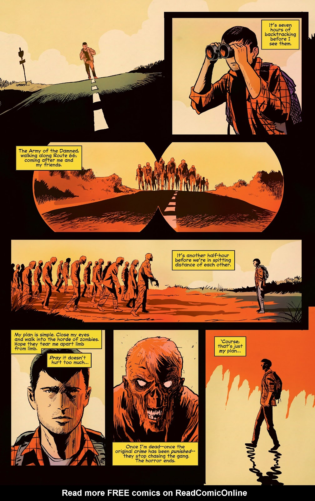 Afterlife with Archie issue 9 - Page 24