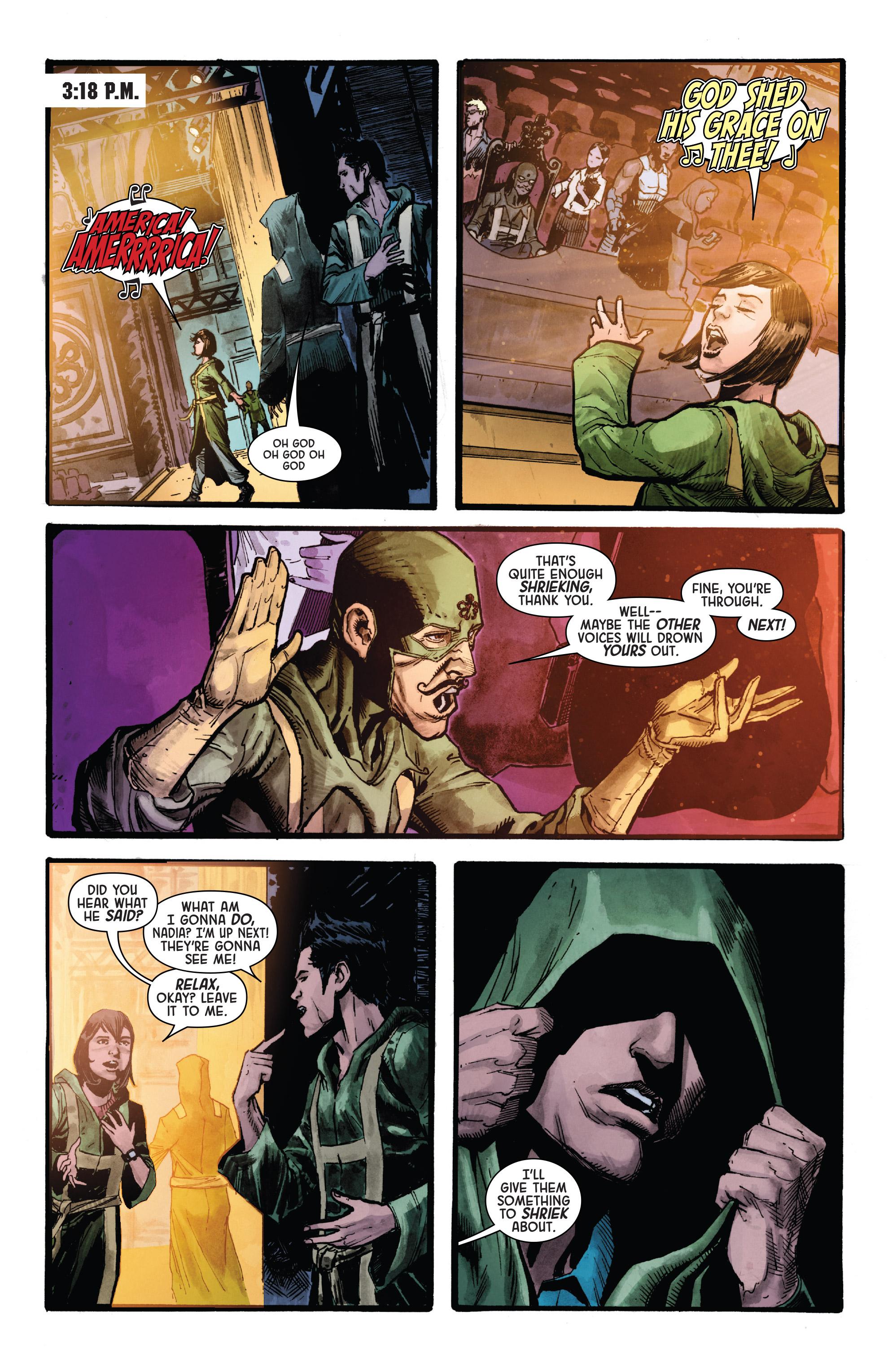 Read online Secret Empire: Uprising comic -  Issue # Full - 15