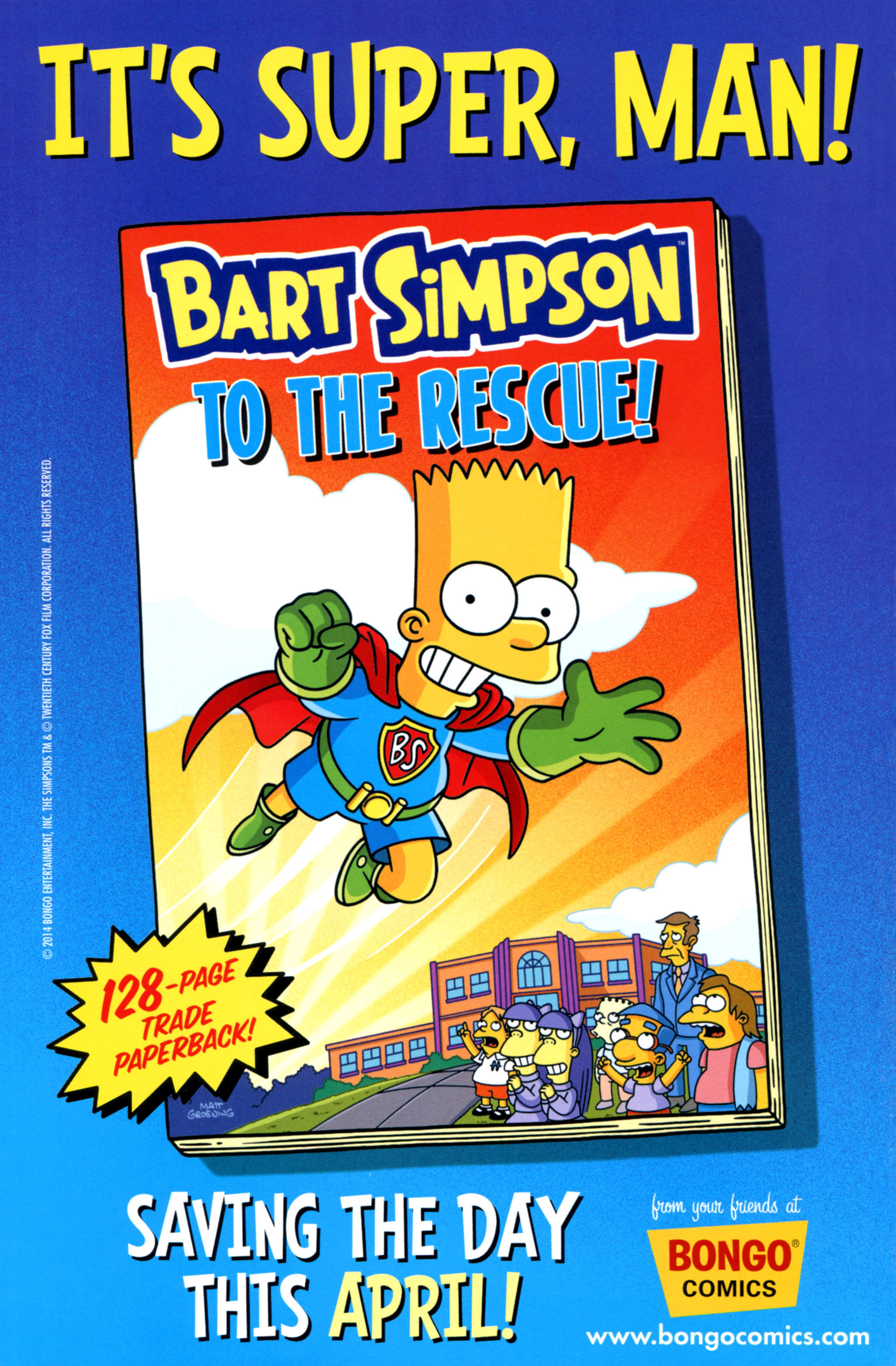 Read online Simpsons Comics Presents Bart Simpson comic -  Issue #90 - 2