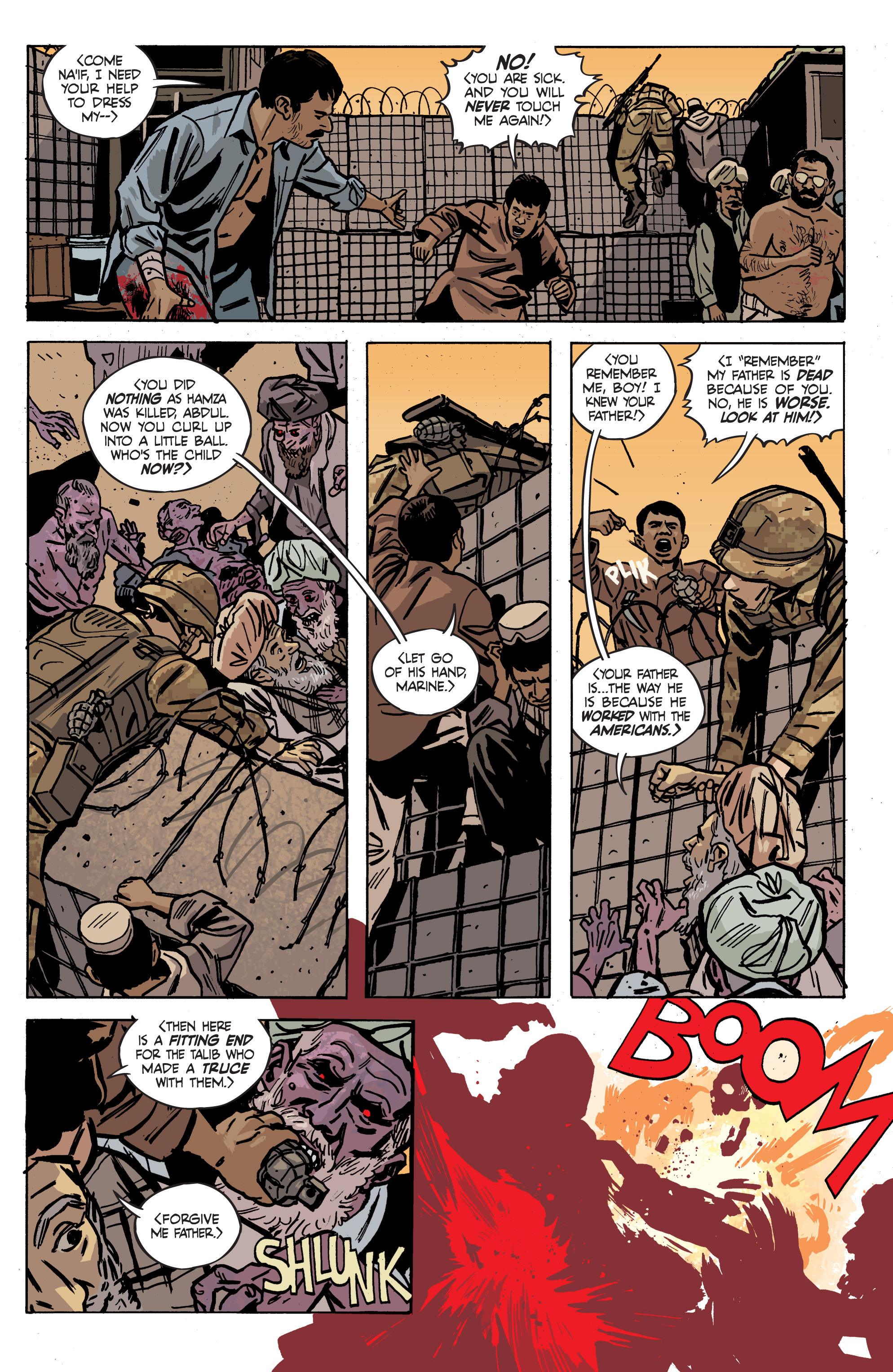Read online Graveyard of Empires comic -  Issue # TPB - 77