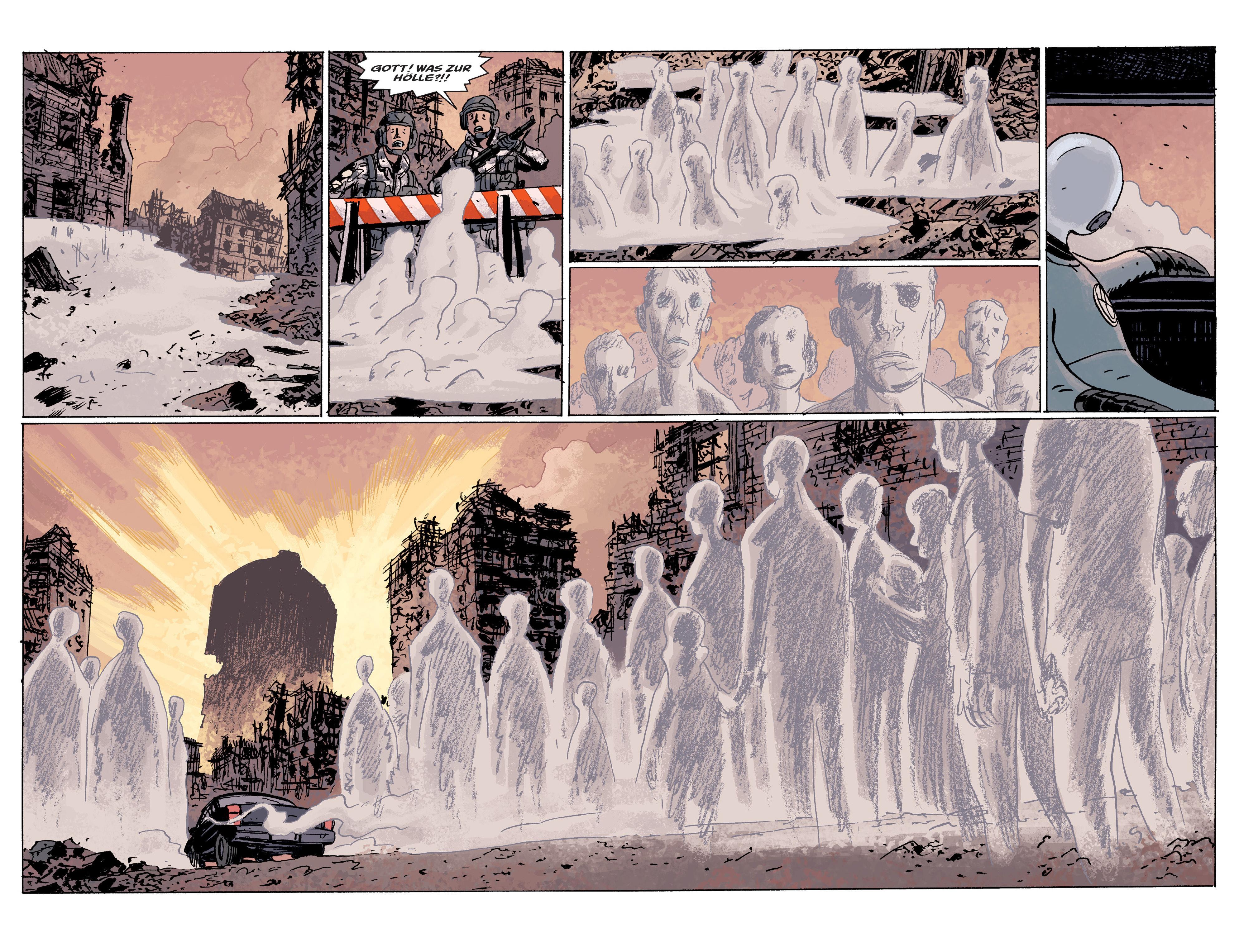 Read online B.P.R.D. (2003) comic -  Issue # TPB 10 - 129
