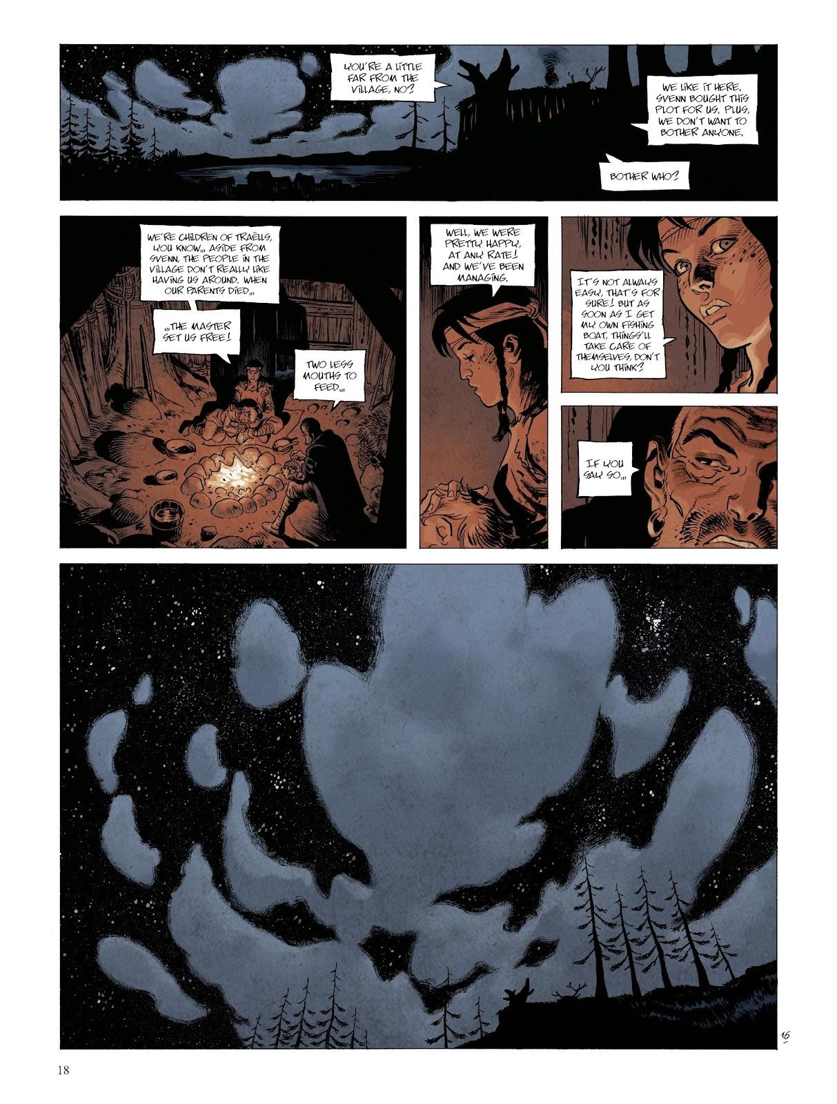 Read online Asgard comic -  Issue #1 - 20
