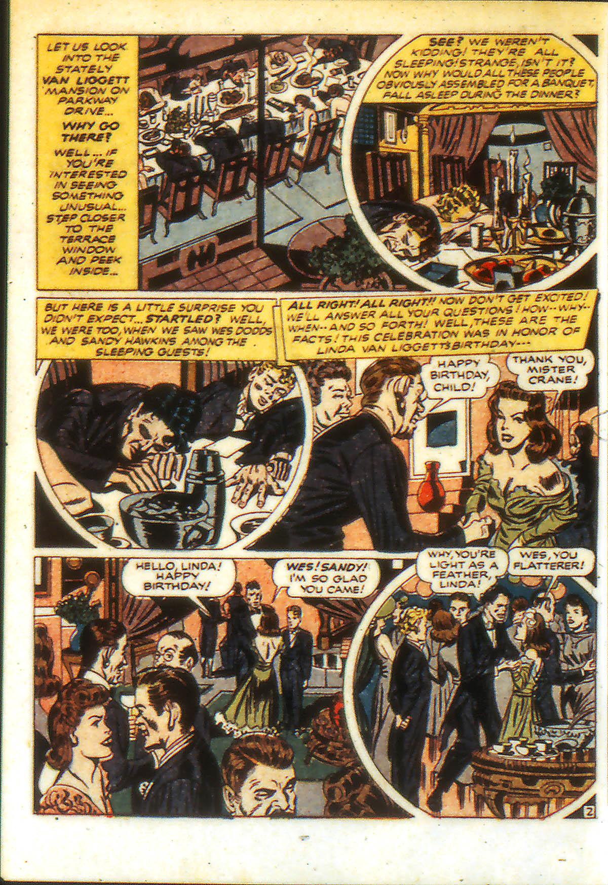 Read online Adventure Comics (1938) comic -  Issue #90 - 4