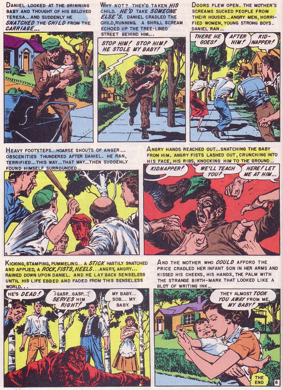 Read online Shock SuspenStories comic -  Issue #12 - 23