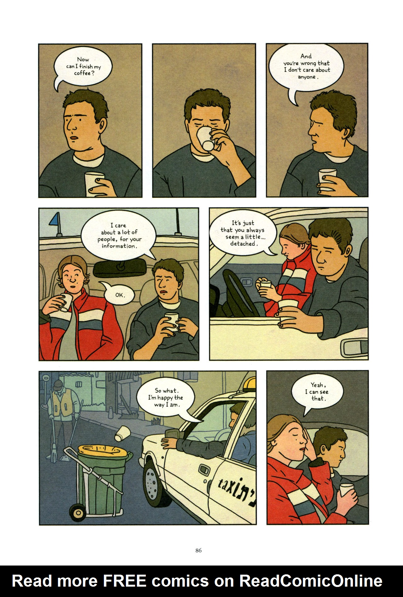 Read online Exit Wounds comic -  Issue # TPB - 87