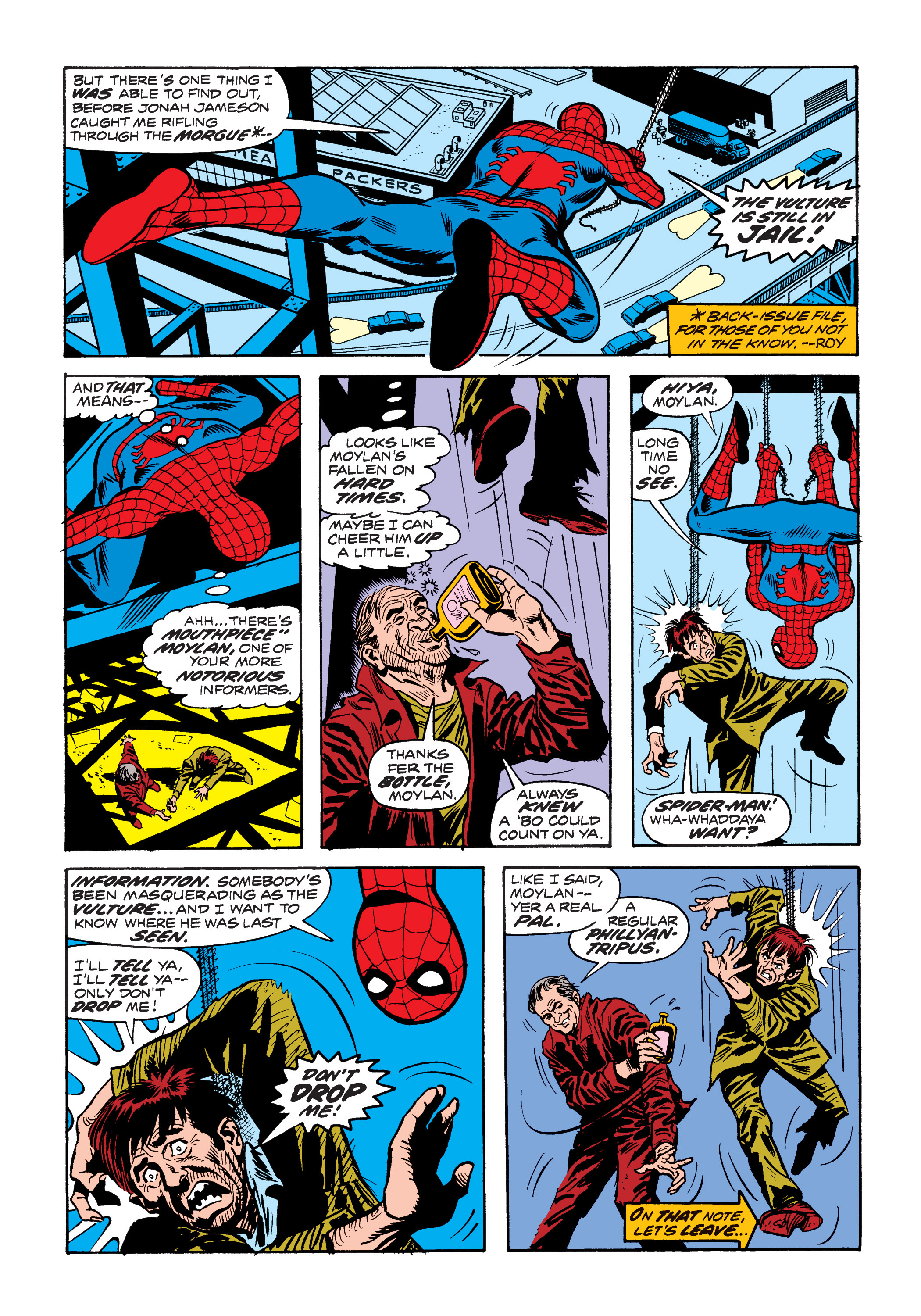 The Amazing Spider-Man (1963) 128 Page 8