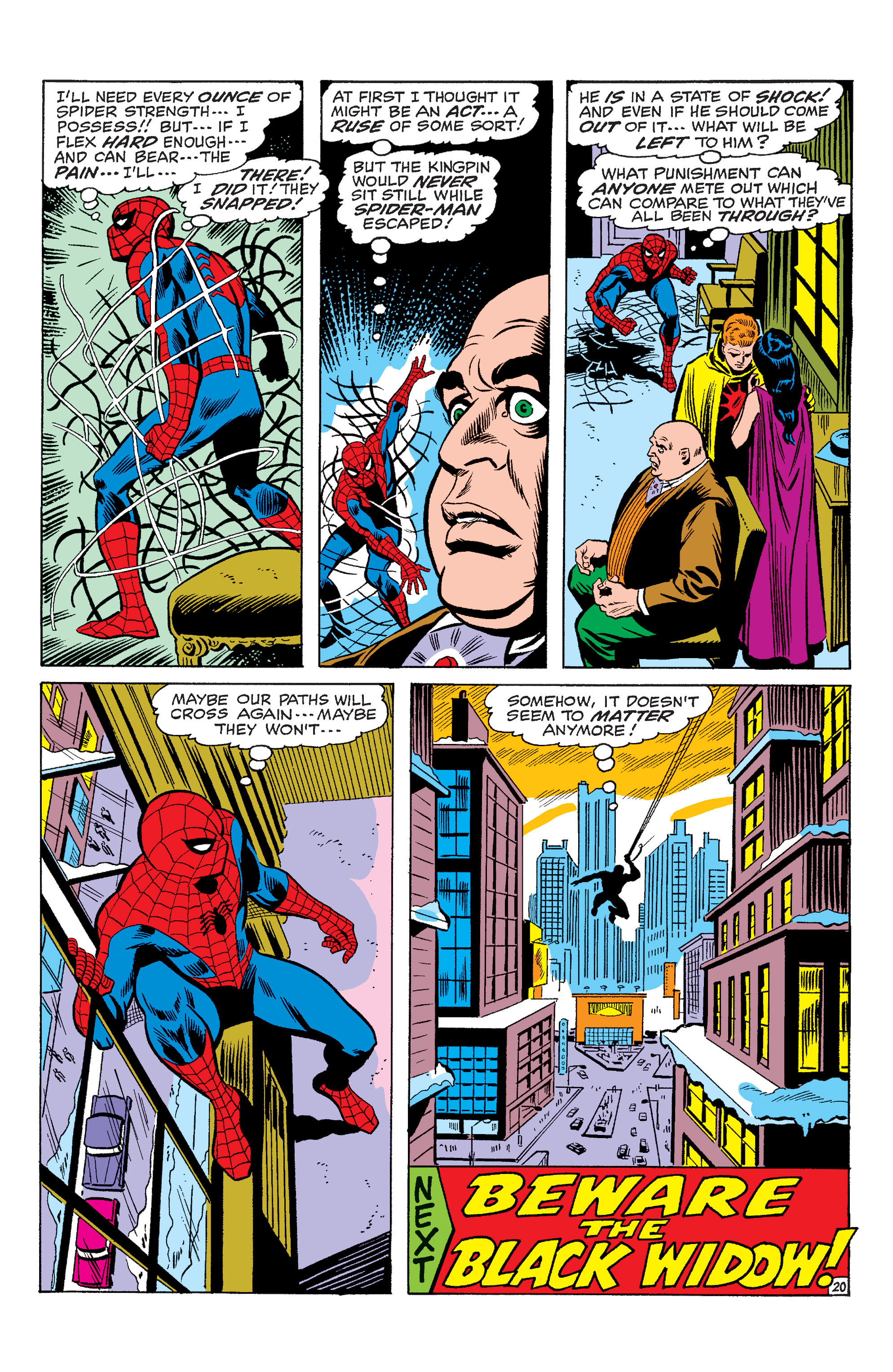 The Amazing Spider-Man (1963) 85 Page 19