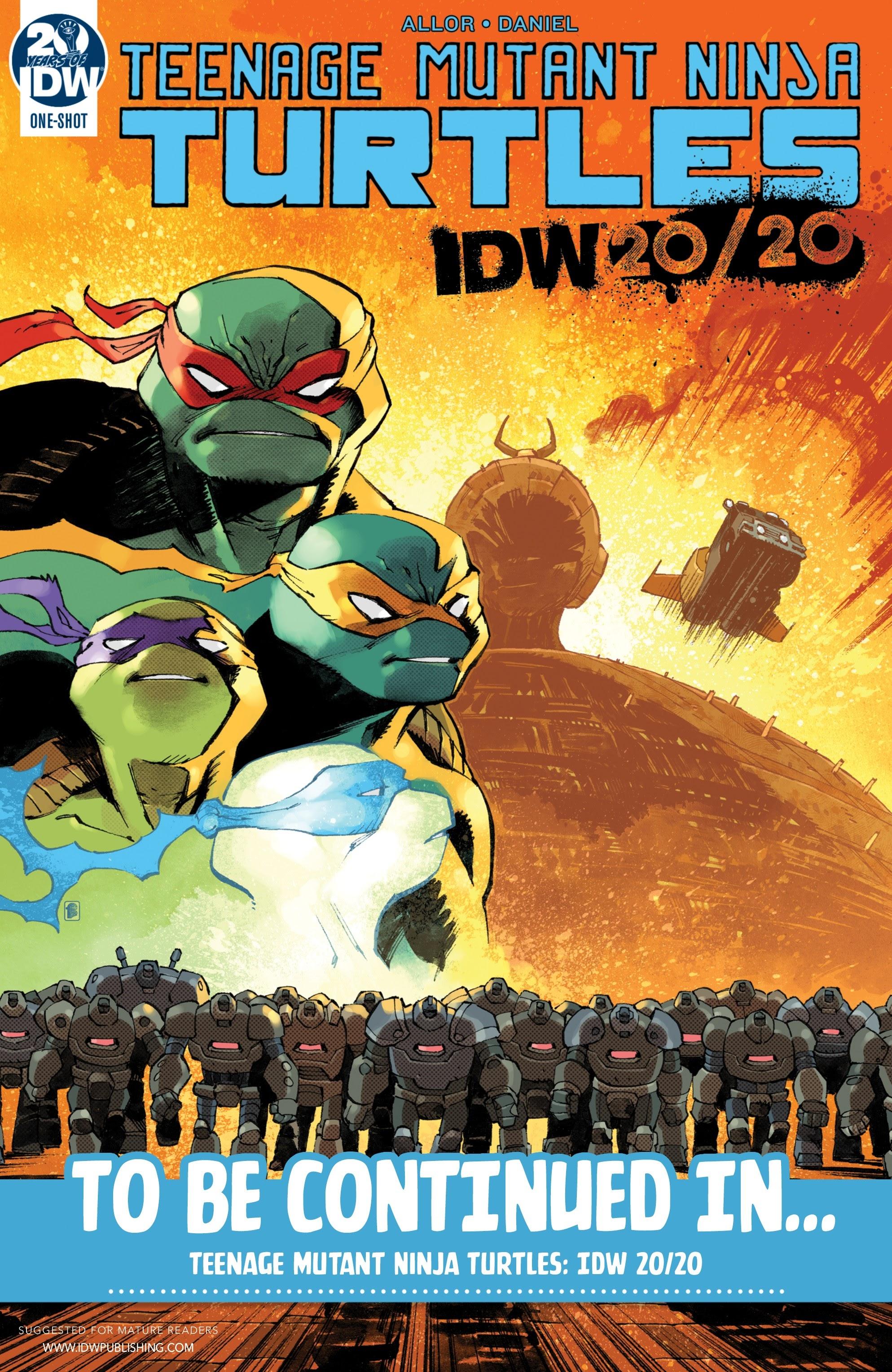 Teenage Mutant Ninja Turtles: Shredder in Hell Issue # 2 - ReadComic.Org