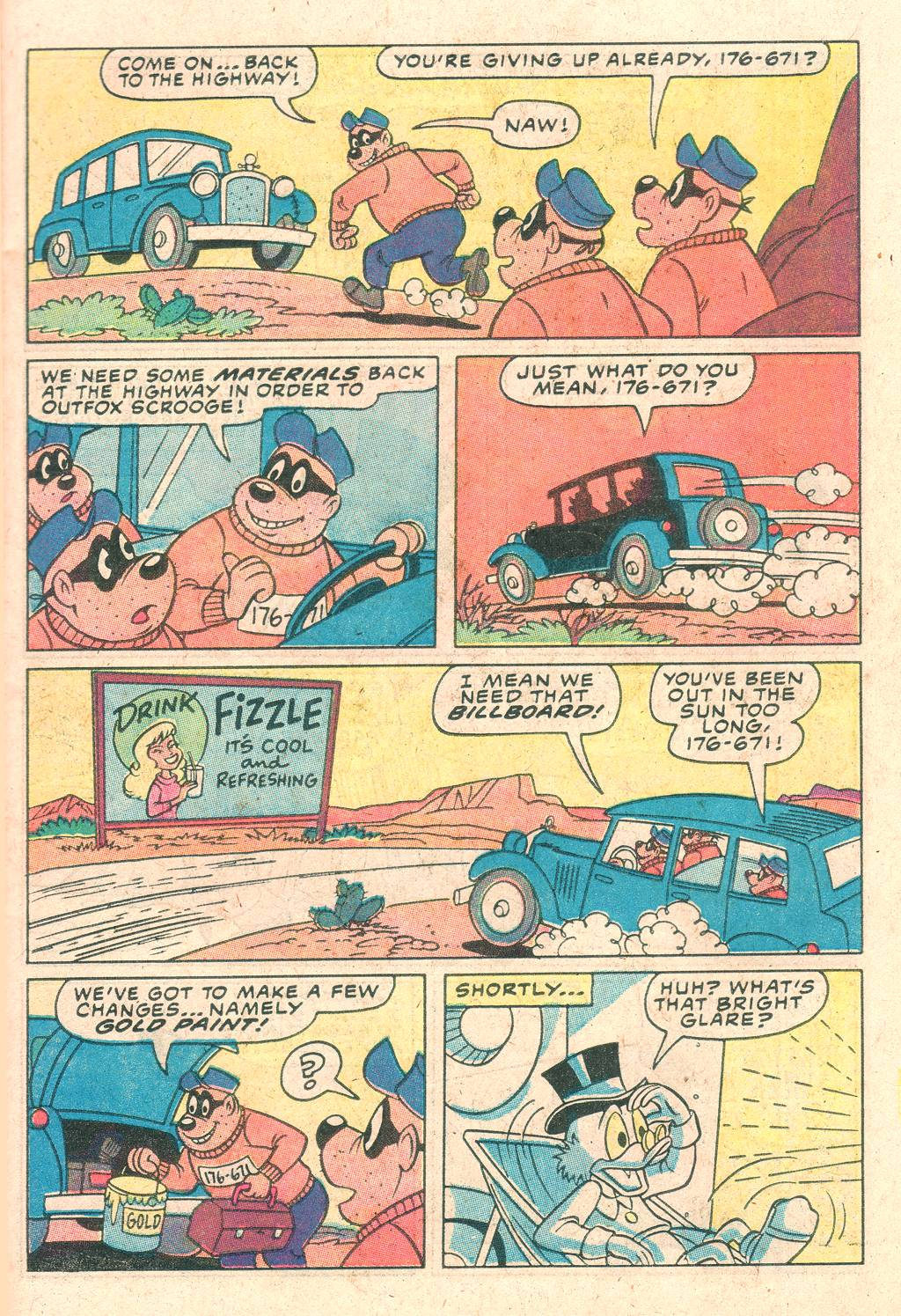 Read online Uncle Scrooge (1953) comic -  Issue #198 - 7