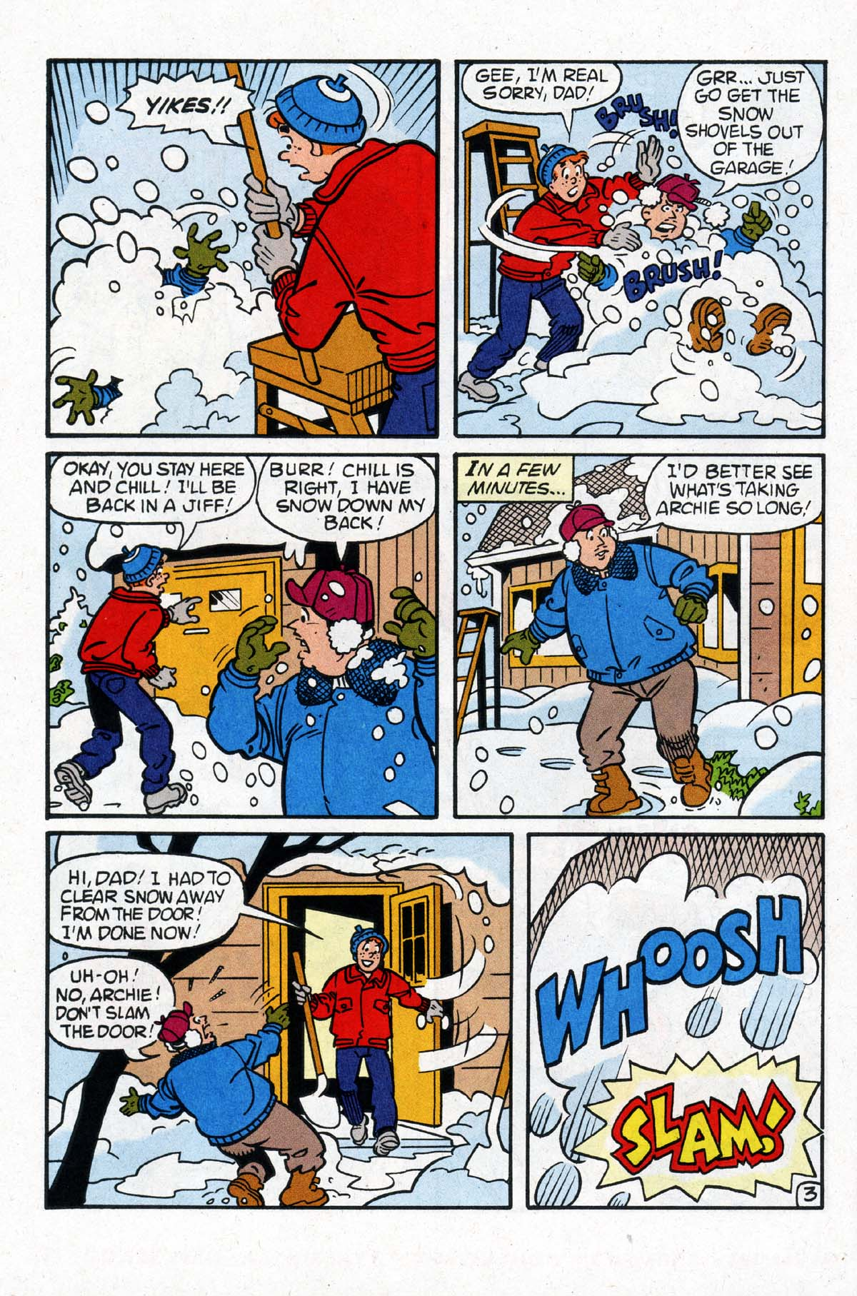 Read online Archie (1960) comic -  Issue #530 - 22
