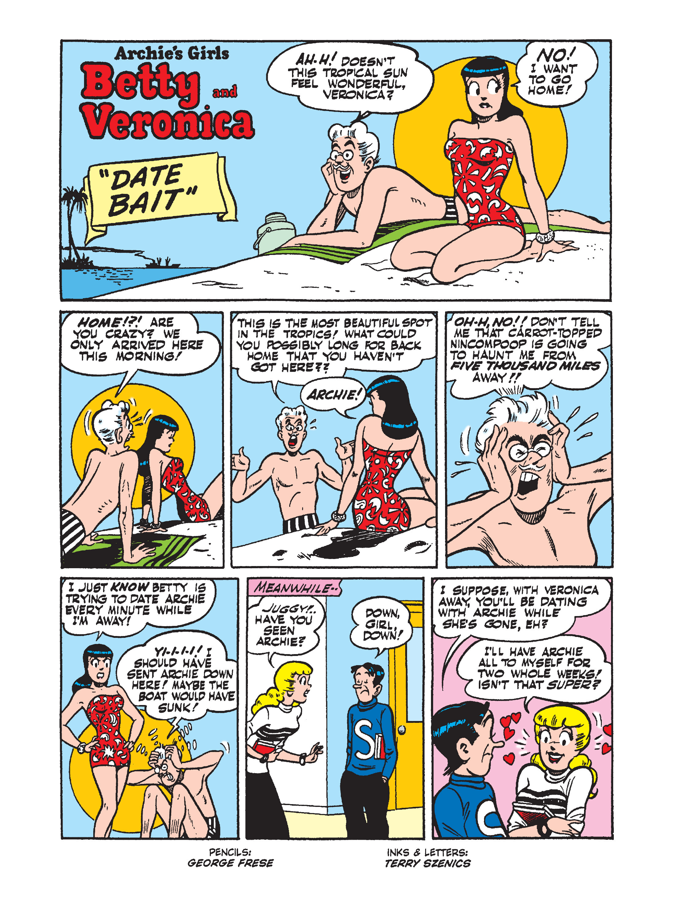 Read online Archie 1000 Page Comics Bonanza comic -  Issue #2 (Part 2) - 100