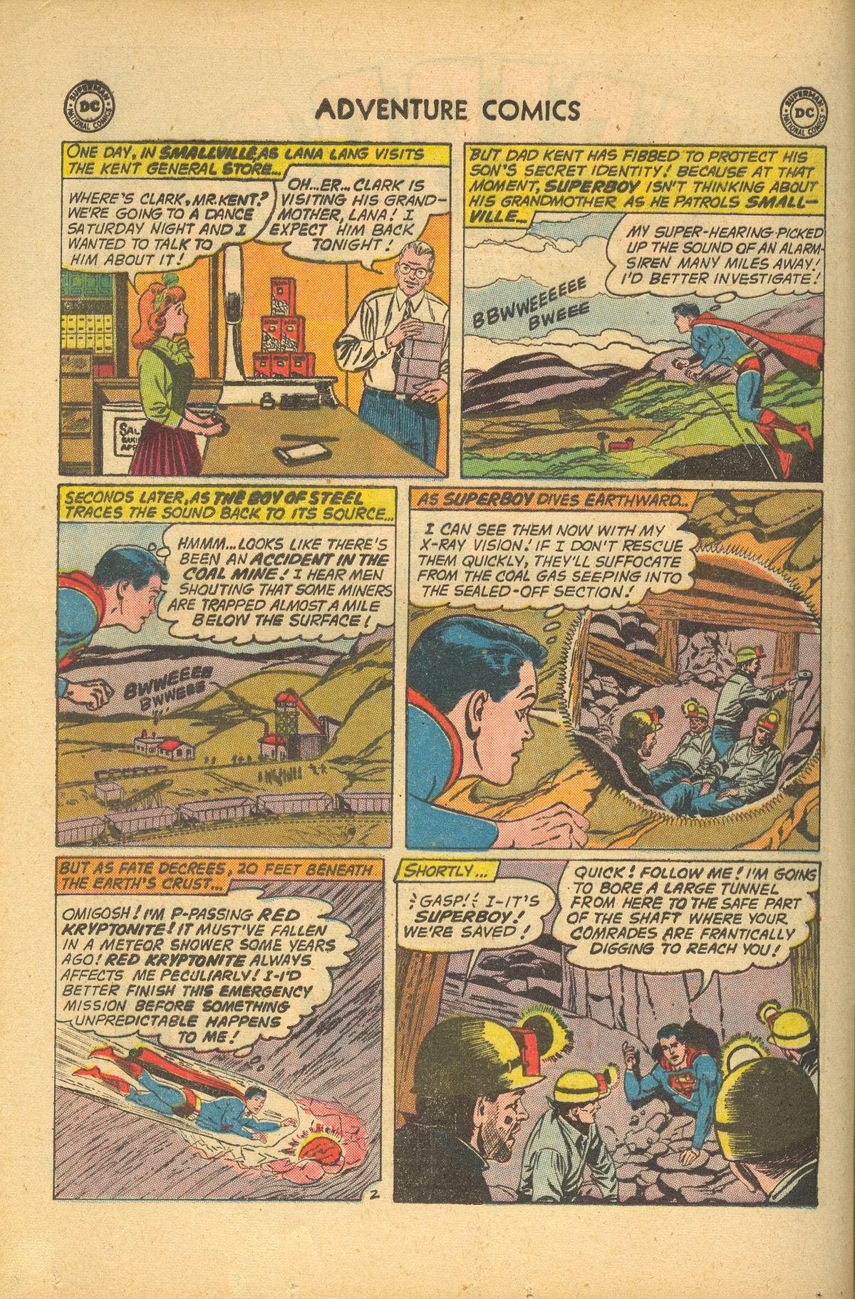 Read online Adventure Comics (1938) comic -  Issue #284 - 4